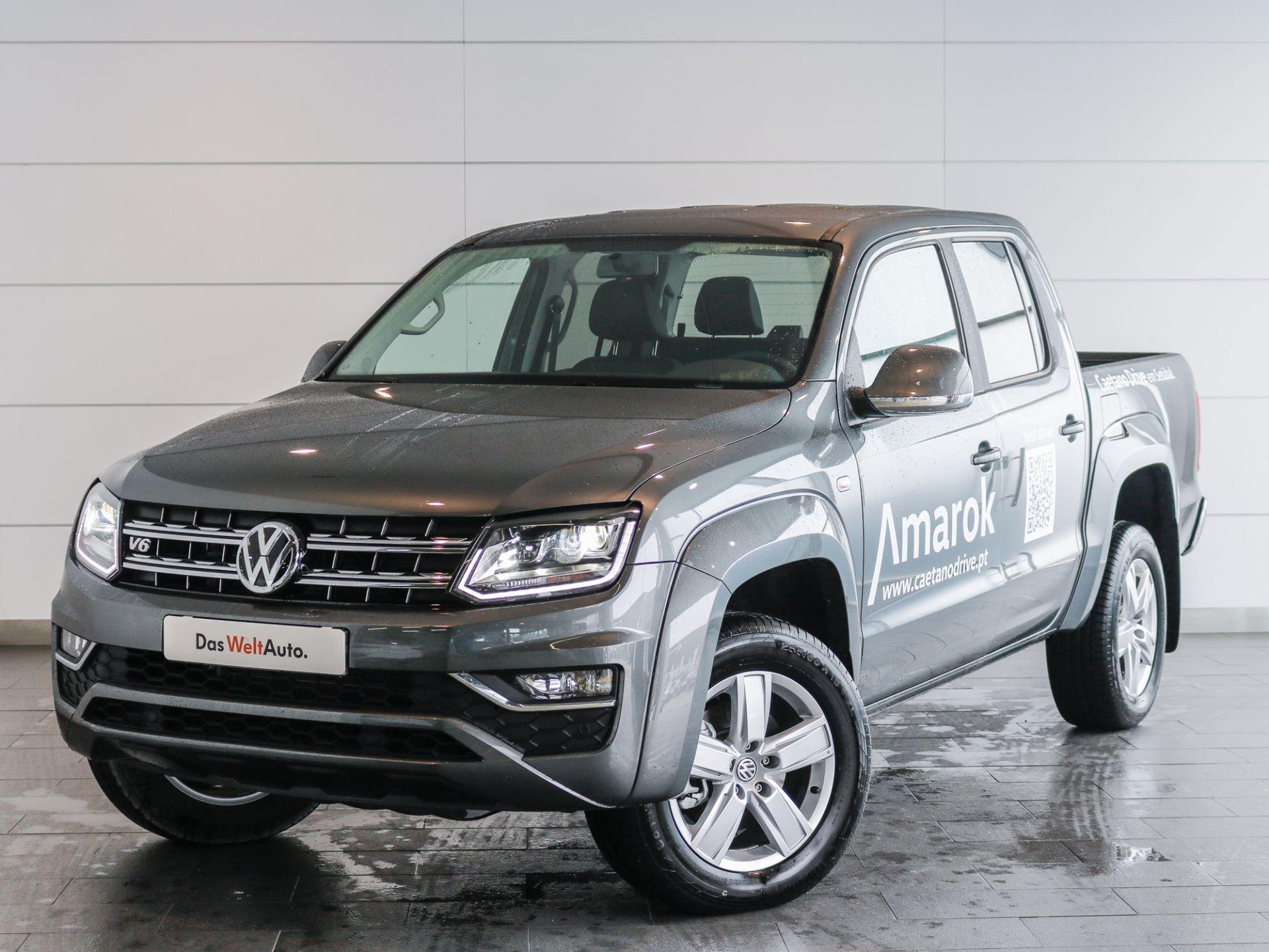 Volkswagen Amarok Amarok Highline Plus KongCab AWD  segunda mão Setúbal
