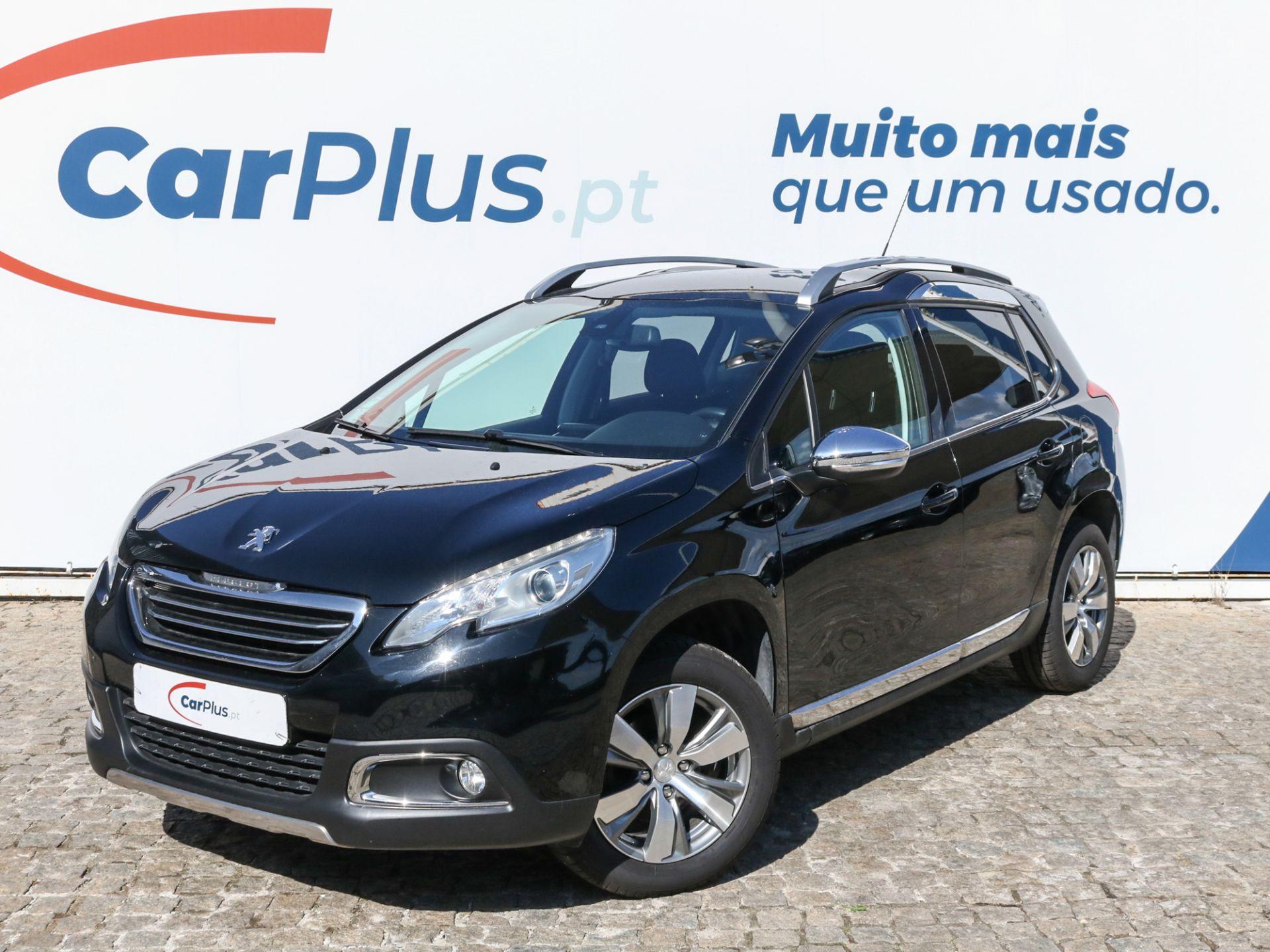 Peugeot 2008 Allure 1.2 VTi 82 CVM5 segunda mão Lisboa