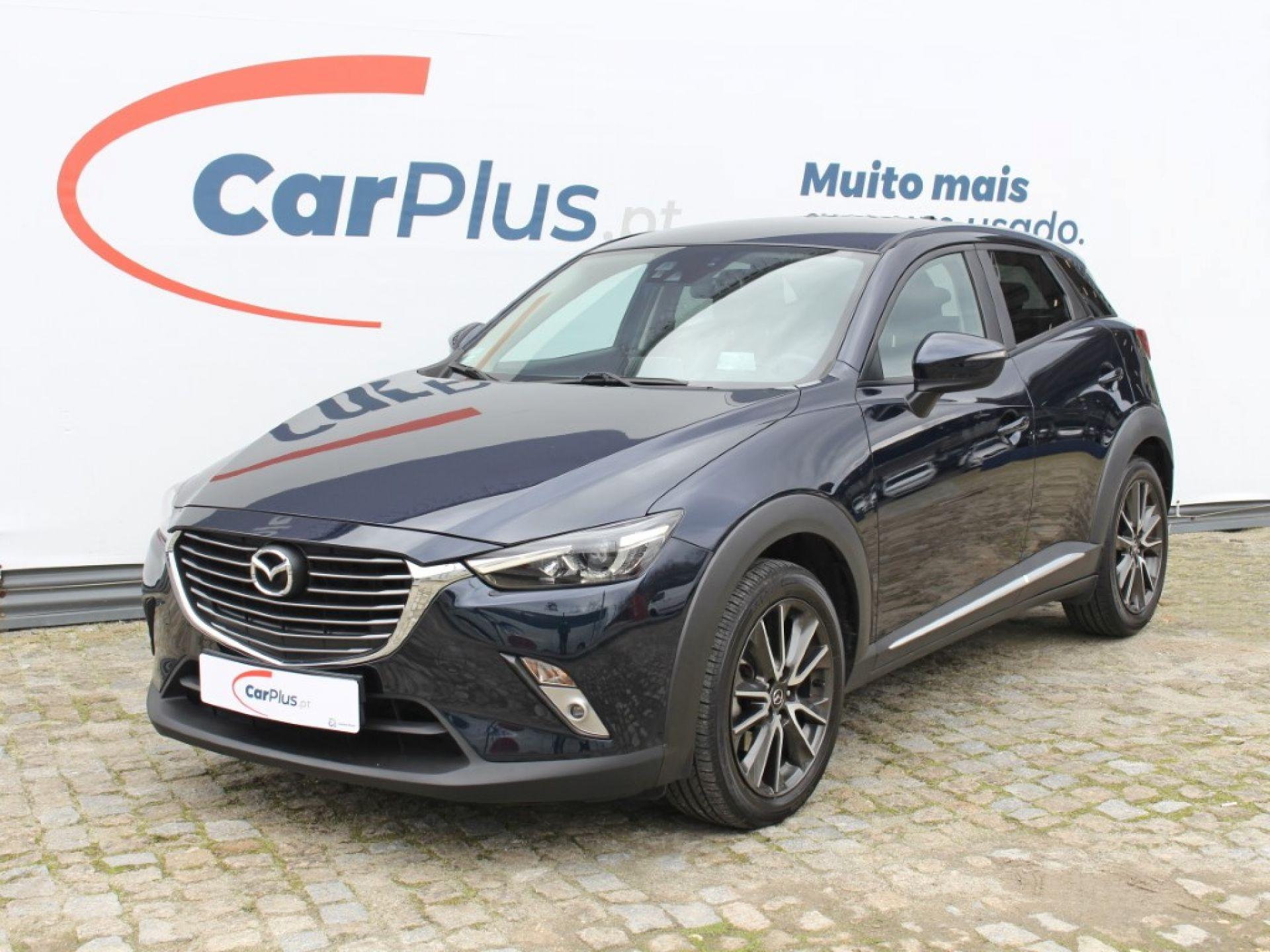 Mazda CX-3 1.5-D 105cv 4X2 Excellence Nav segunda mão Porto