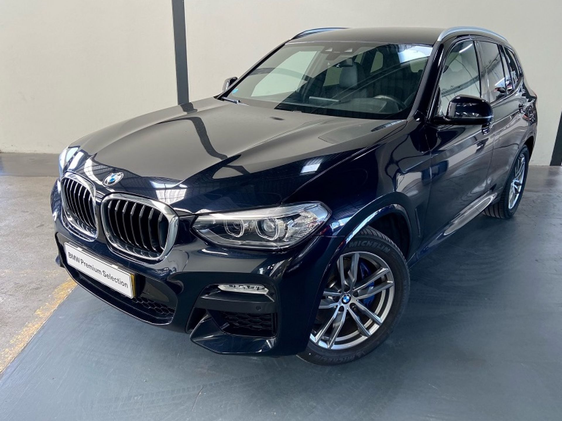 BMW X3 xDrive20d Auto segunda mão Faro