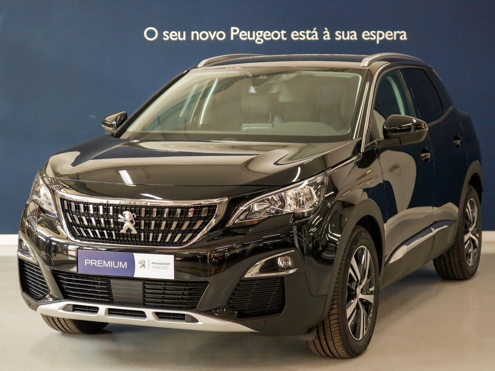 Peugeot 3008 Allure 1.5 BlueHDi 130 Eu 6.2d CVM6 segunda mão Setúbal