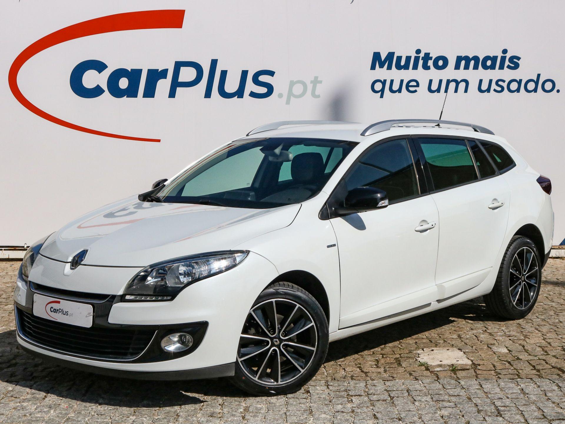 Renault Megane ST 1.6dCi 130cv Bose Edition segunda mão Lisboa