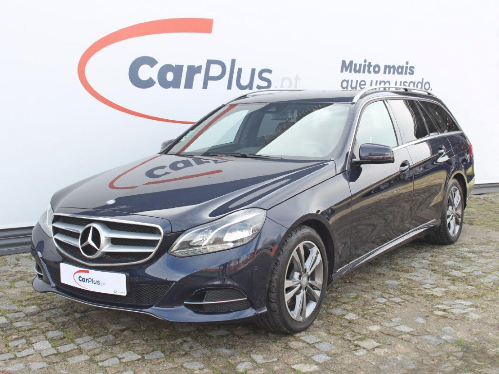 Mercedes Benz Classe E 300 BlueTEHYBRID Avantgarde Auto segunda mão Porto