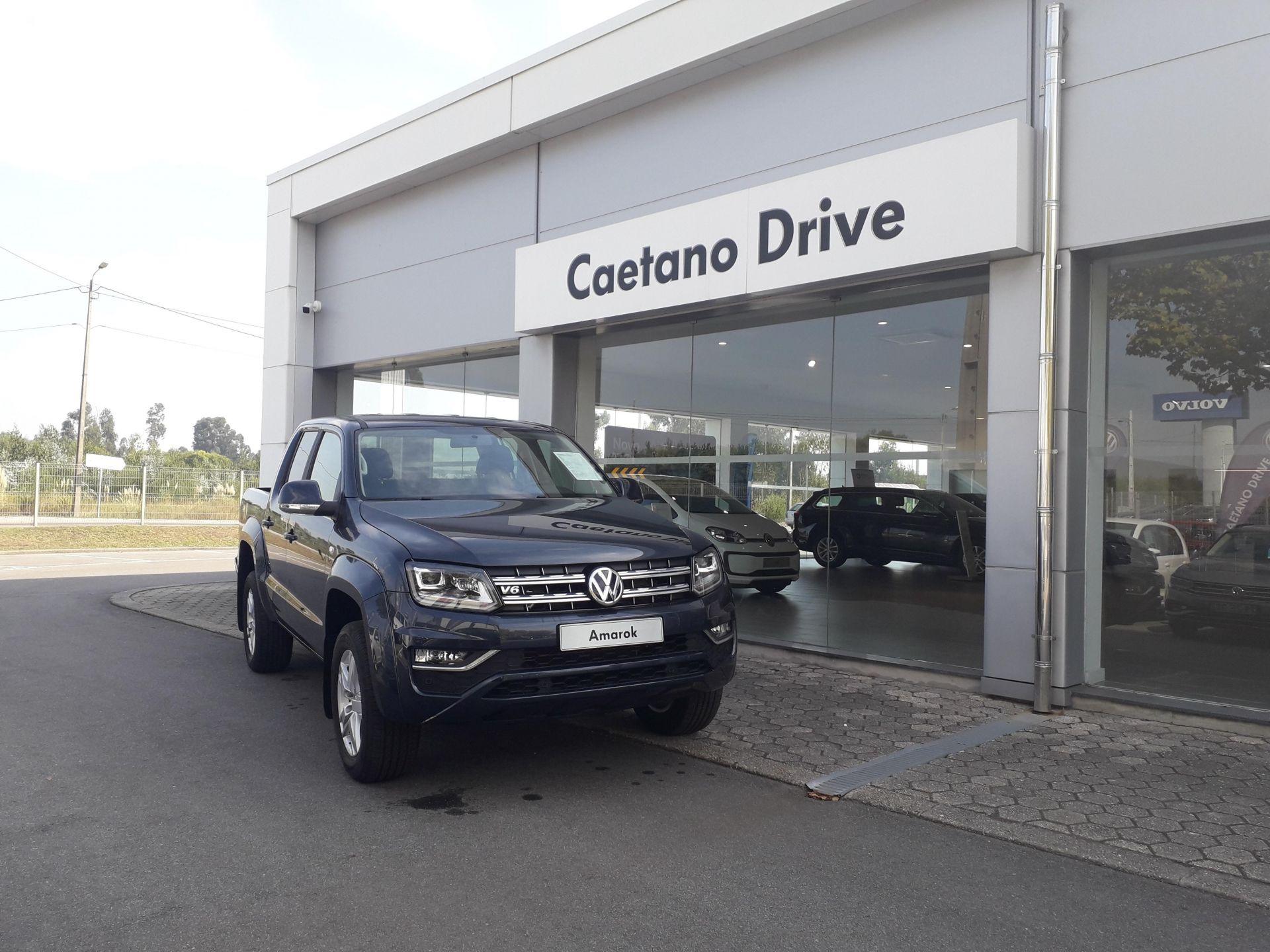 Volkswagen Amarok Amarok Highline Plus KingCab AWD 8a   segunda mão Aveiro