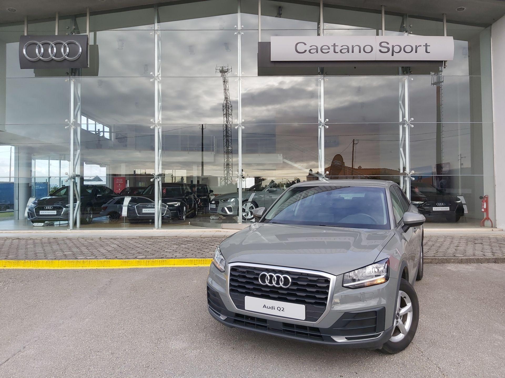 Audi Q2 1.0 TFSI ADVANCE usada Aveiro
