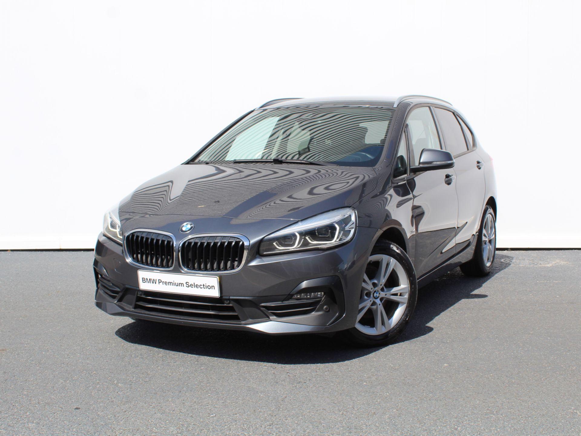 BMW Serie 2 Active Tourer 216d Auto segunda mão Aveiro