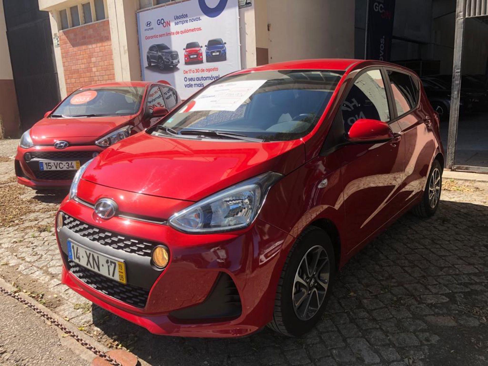 Hyundai i10 1.0 GLS COMFORT MY19 segunda mão Porto