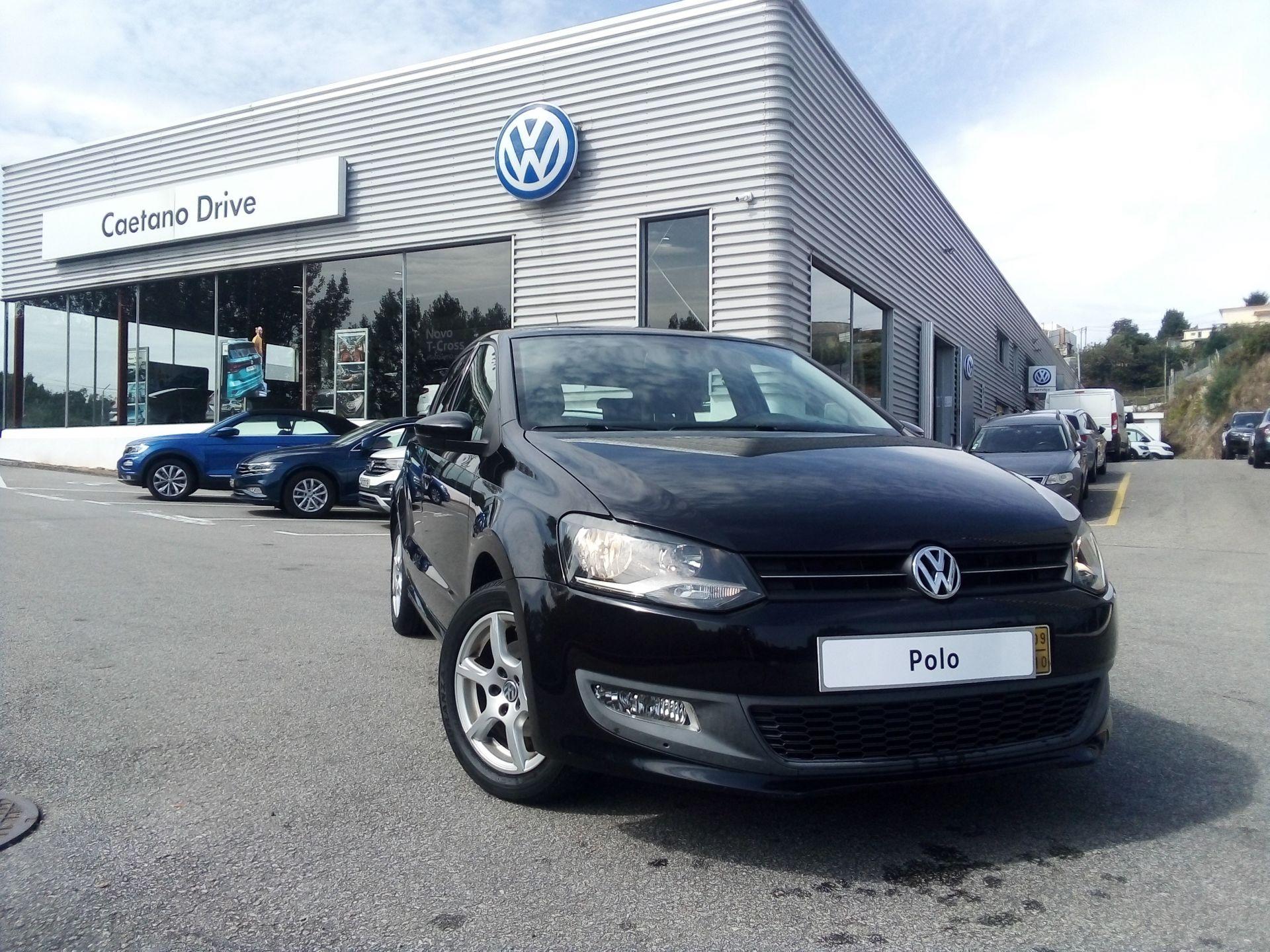 Volkswagen Polo 1.2 CONFORTLINE segunda mão Porto