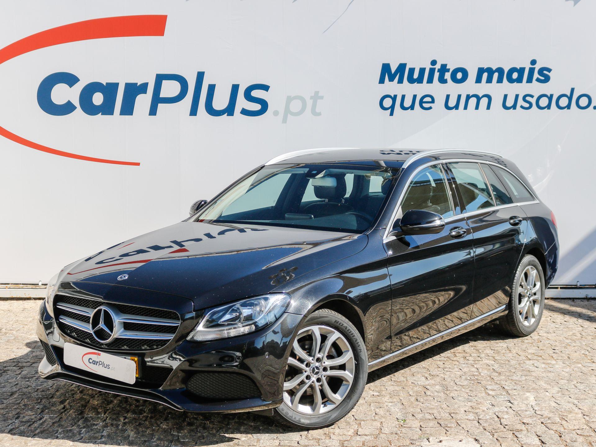 Mercedes Benz Classe C 200 D Auto segunda mão Lisboa