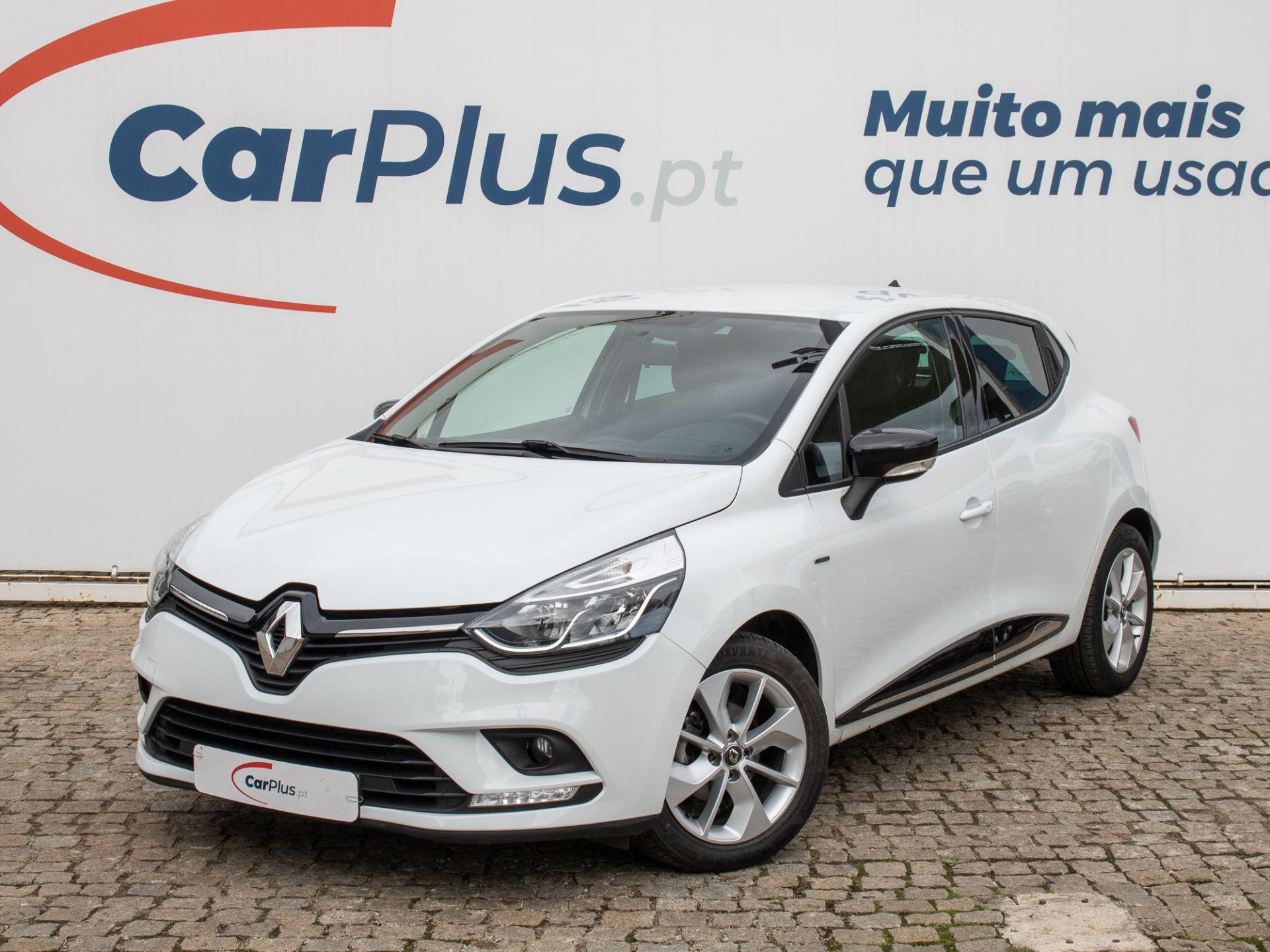 Renault Clio 1.5 dCi 90 Limited segunda mão Lisboa