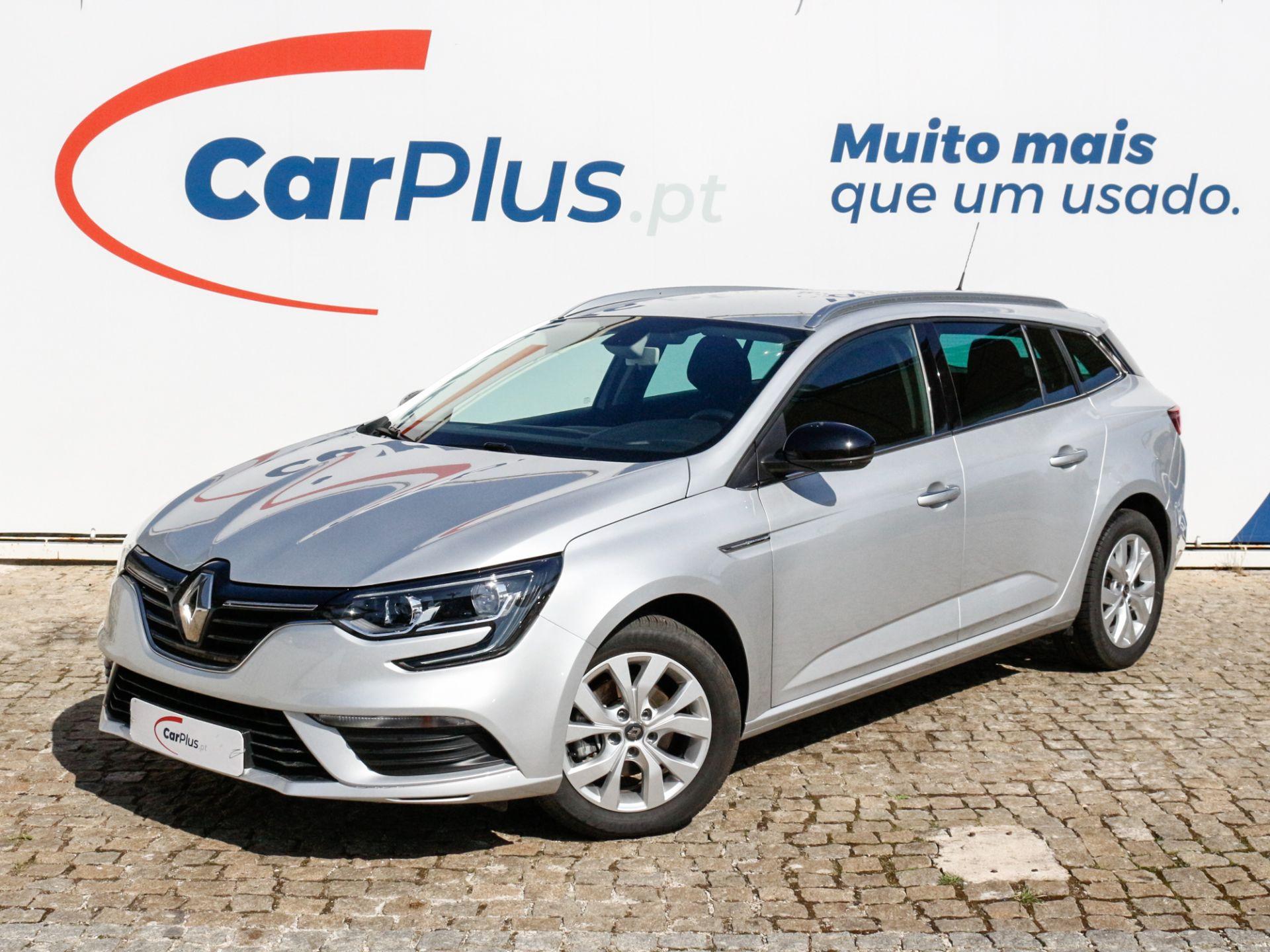 Renault Megane ST 1.3 TCe 115cv Limited segunda mão Lisboa