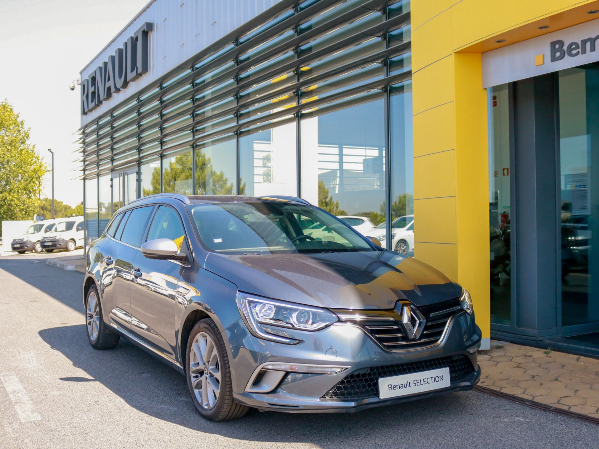 Renault Megane ST 1.5 Blue dCi 115cv GT Line segunda mão Setúbal