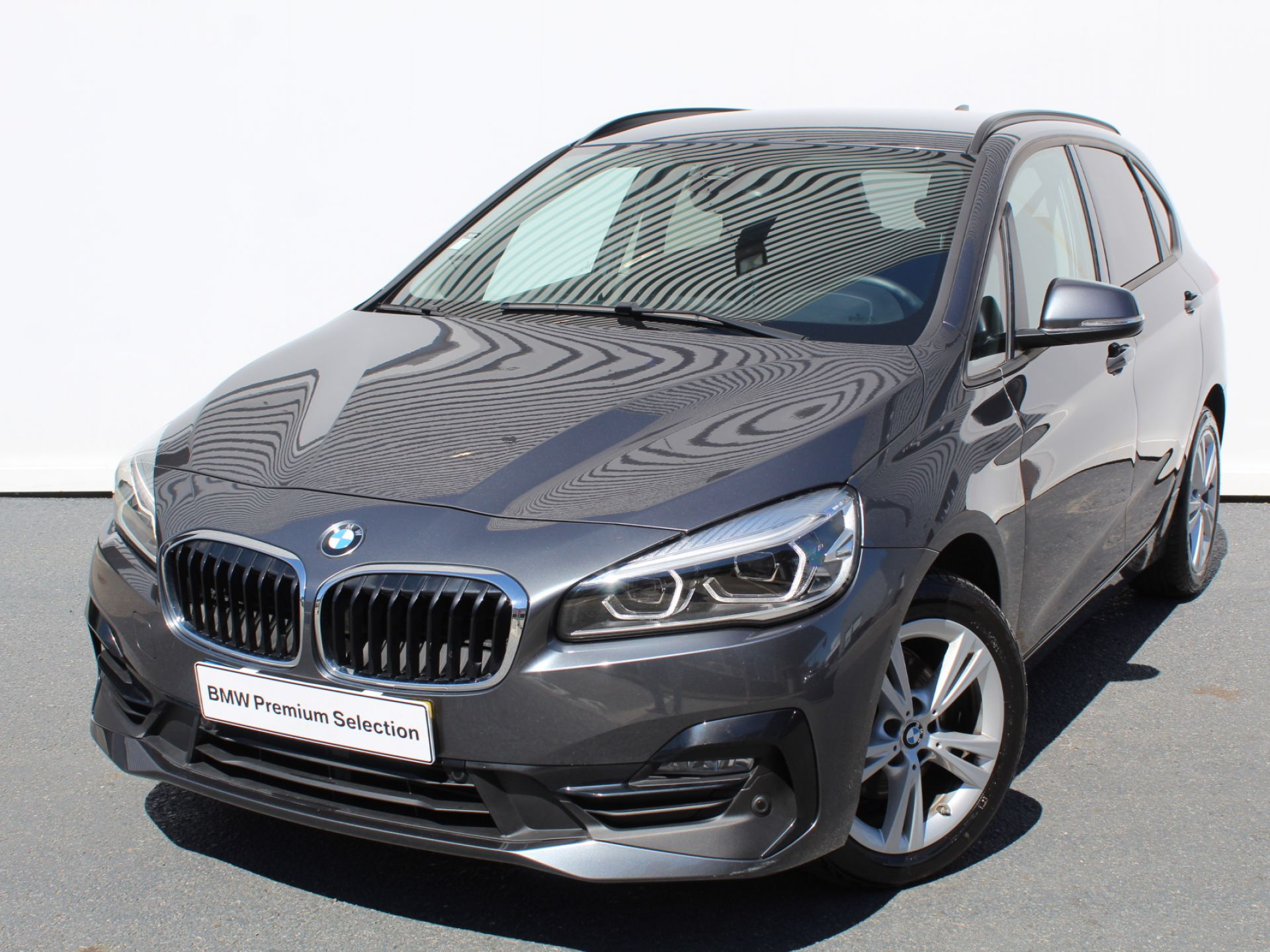BMW Serie 2 Active Tourer 216d segunda mão Aveiro