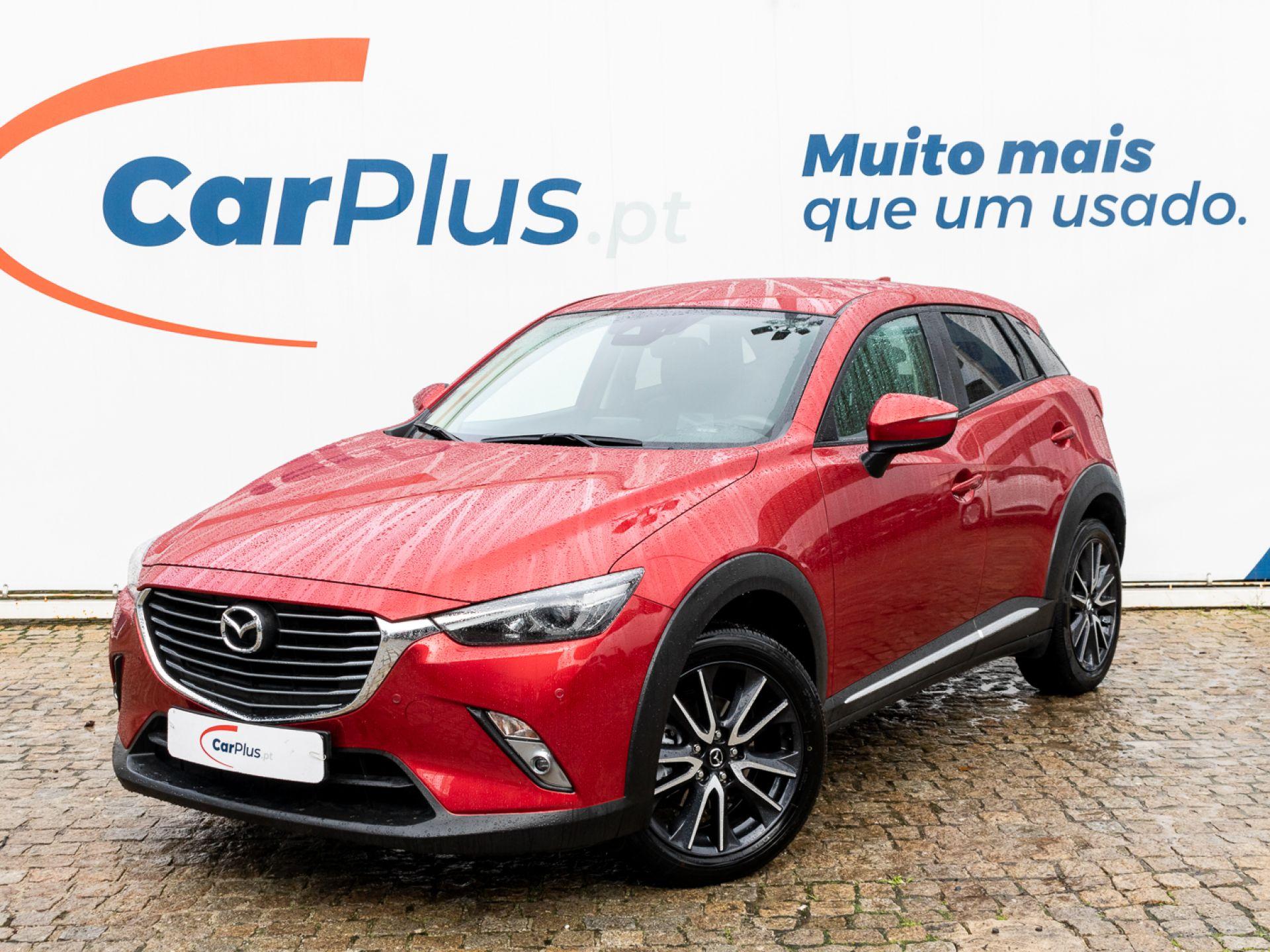 Mazda CX-3 1.5-D 105cv 4X2 Evolve Nav segunda mão Lisboa