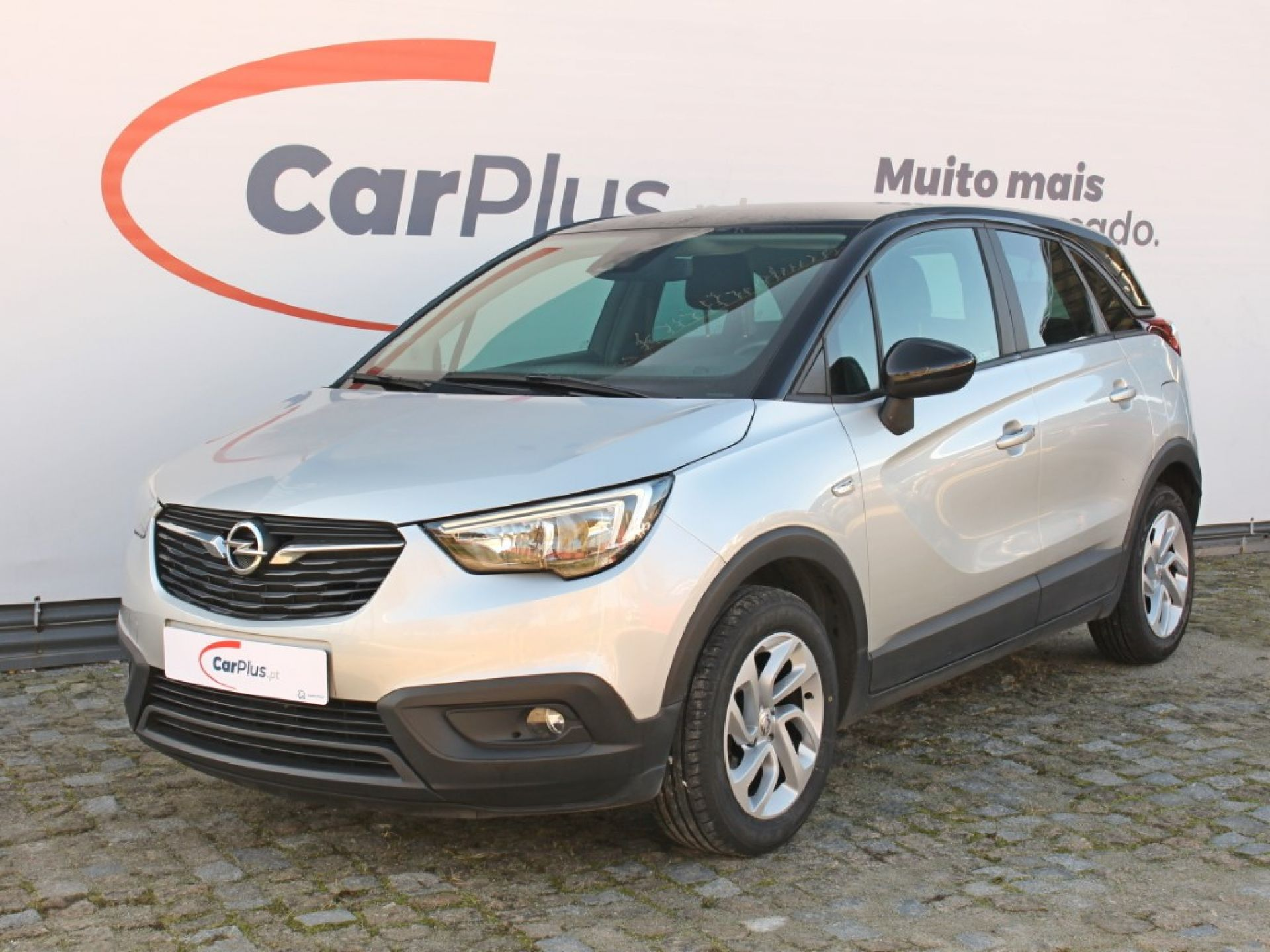 Opel Crossland X 1.6CDTi 99cv S/S ecoTECd JLL17 Edition segunda mão Braga