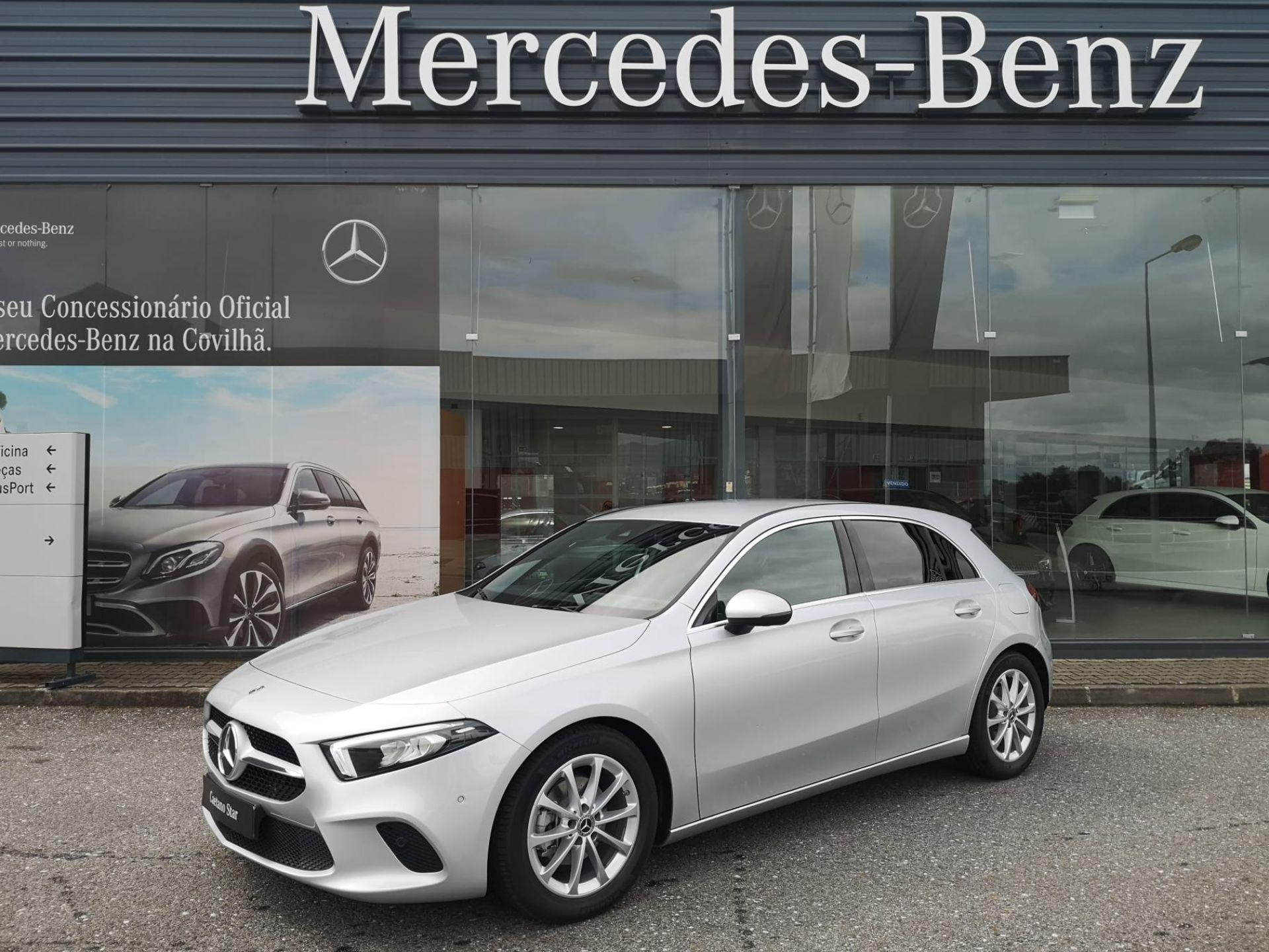 Mercedes Benz Classe A 180d Auto segunda mão Castelo Branco