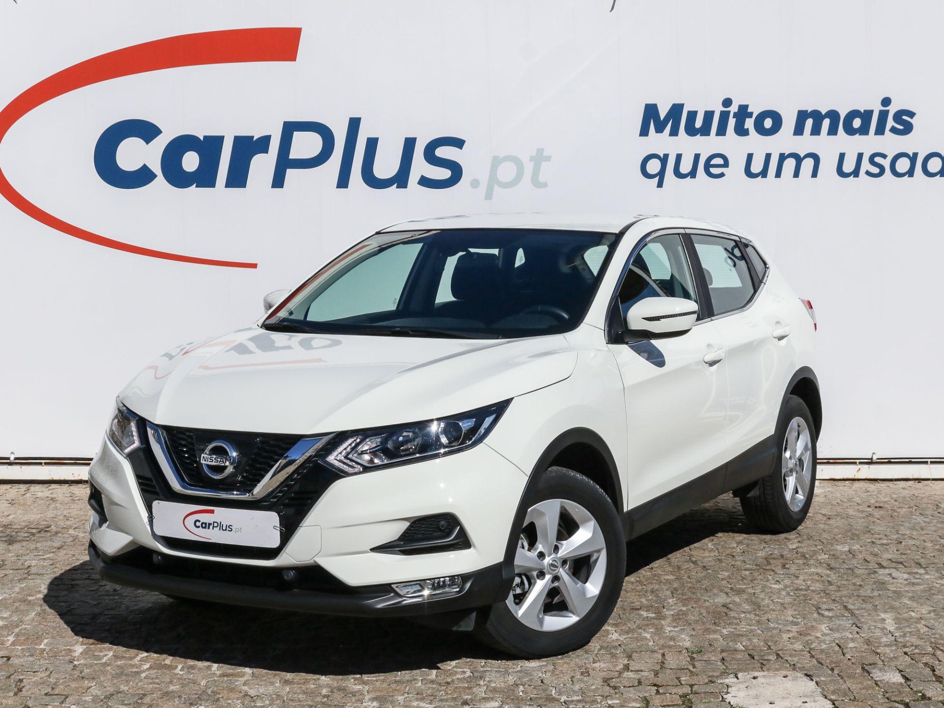 Nissan Qashqai 1.5 dCi 110cv Acenta R segunda mão Lisboa