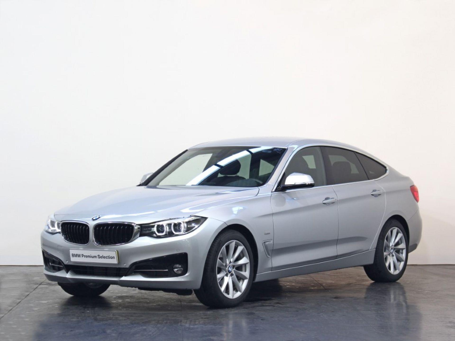 BMW Serie 3 318d Gran Turismo Auto segunda mão Porto