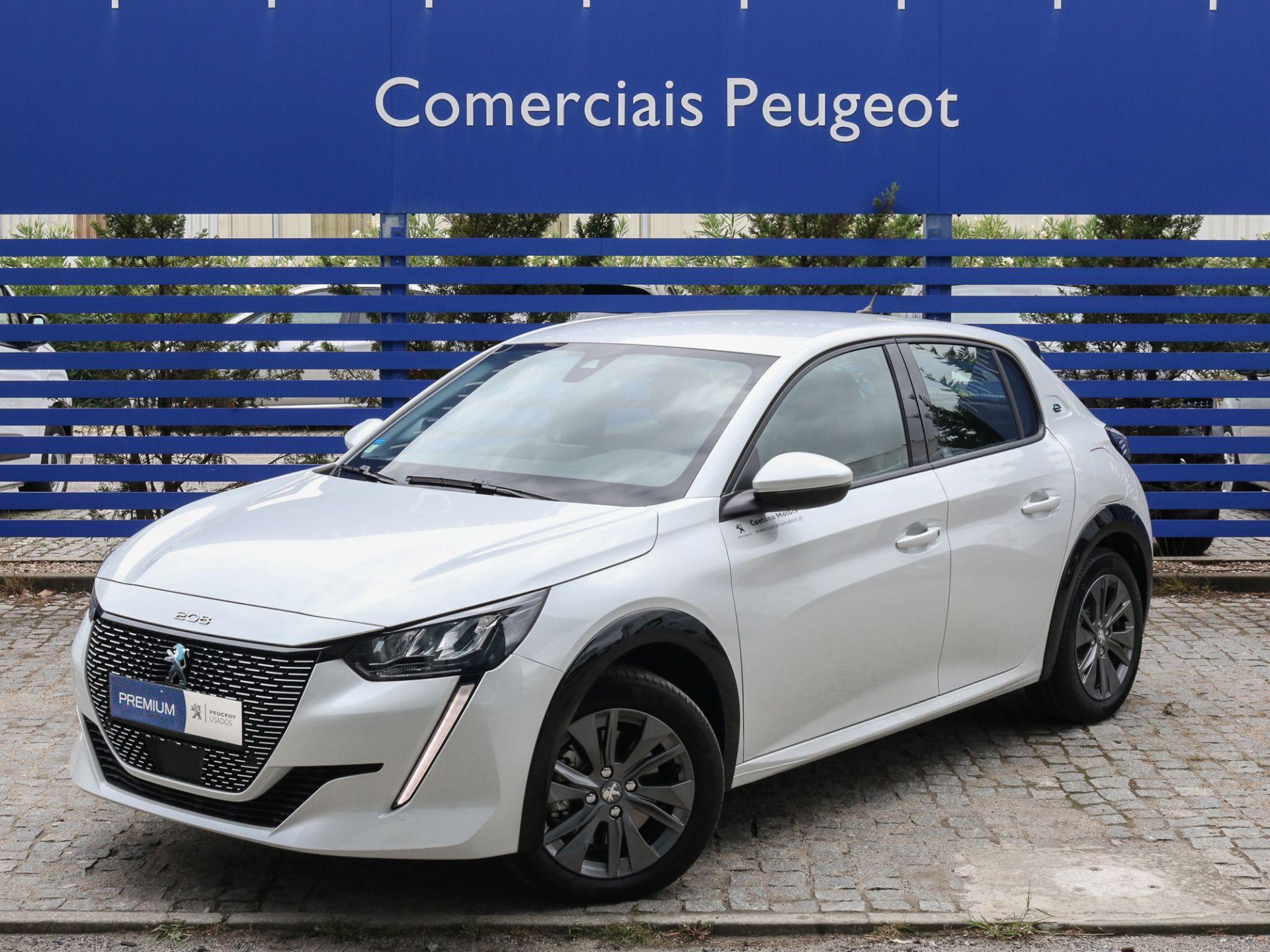 Peugeot 208 Allure Versão Eléctrica segunda mão Lisboa