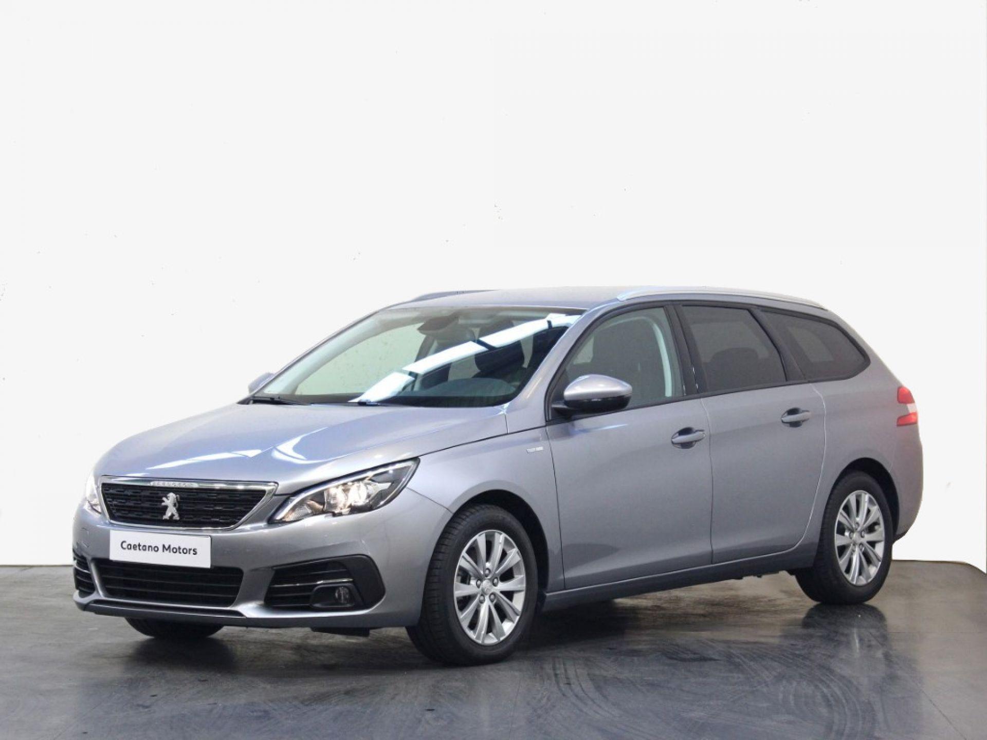 Peugeot 308 SW Style 1.5 BlueHDi 100cv Eu 6.2d CVM6 SW usada Porto