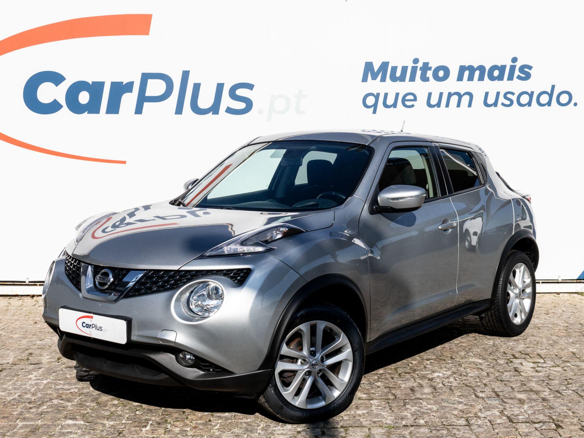 Nissan JUKE 1.5dCi Acenta segunda mão Lisboa