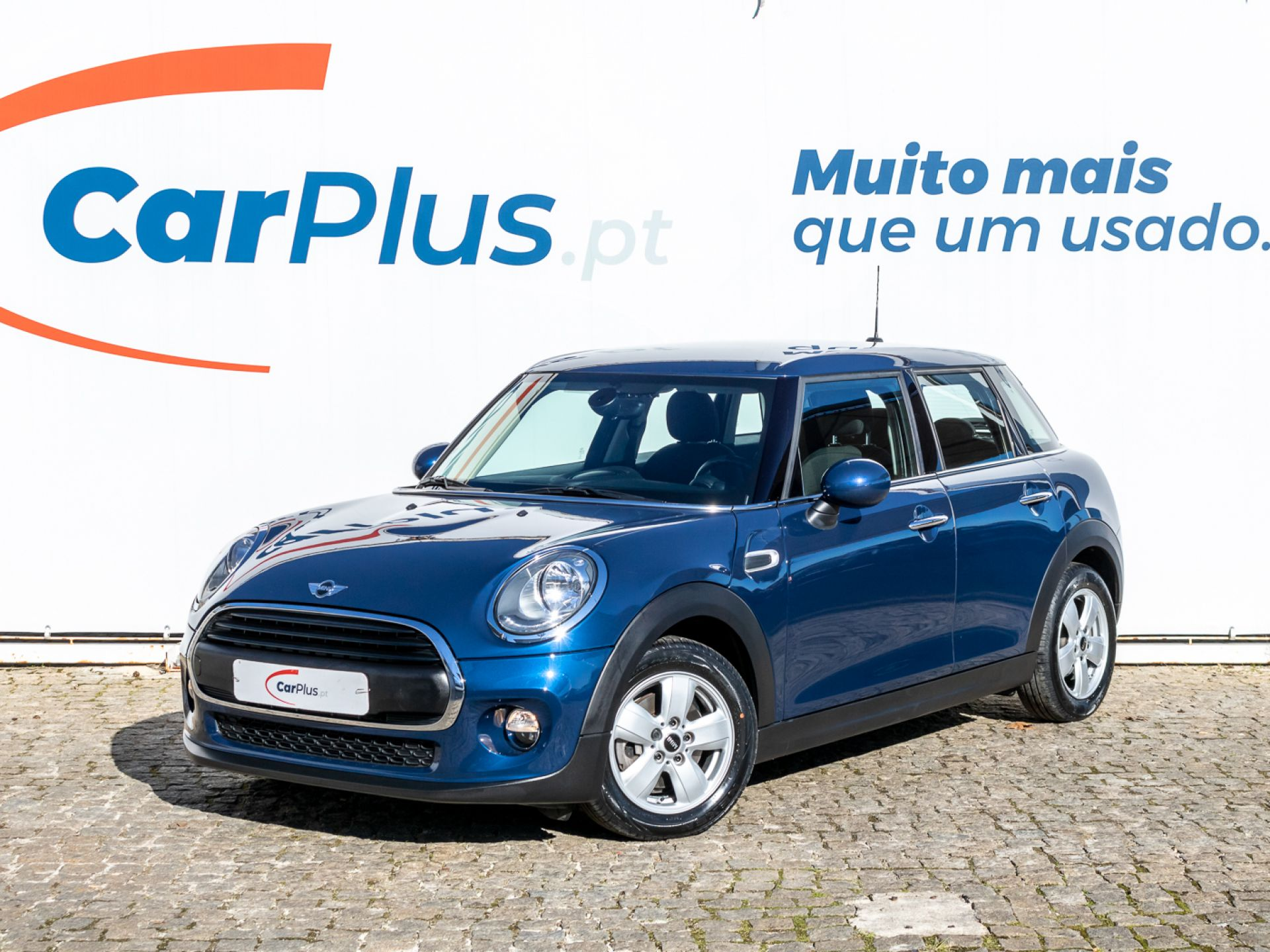 Mini Mini One 102cv segunda mão Lisboa