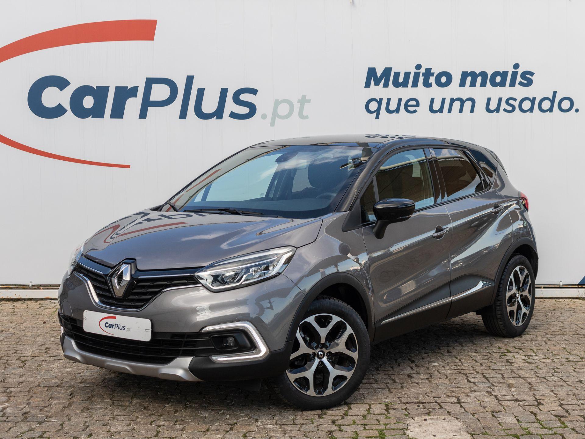Renault Captur 0.9 TCe 90 Energy Exclusive segunda mão Lisboa