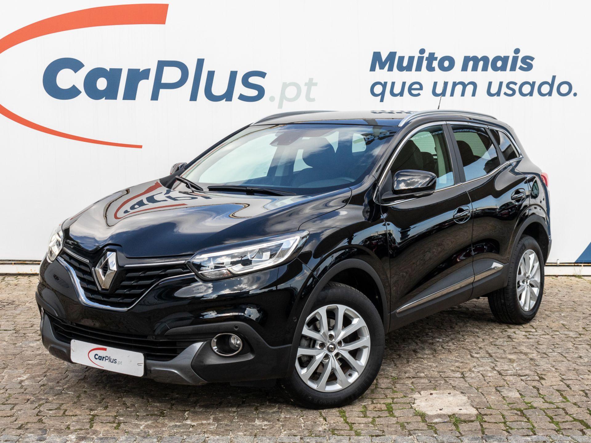 Renault Kadjar 1.5 dCi Energy 110 Exclusive segunda mão Lisboa