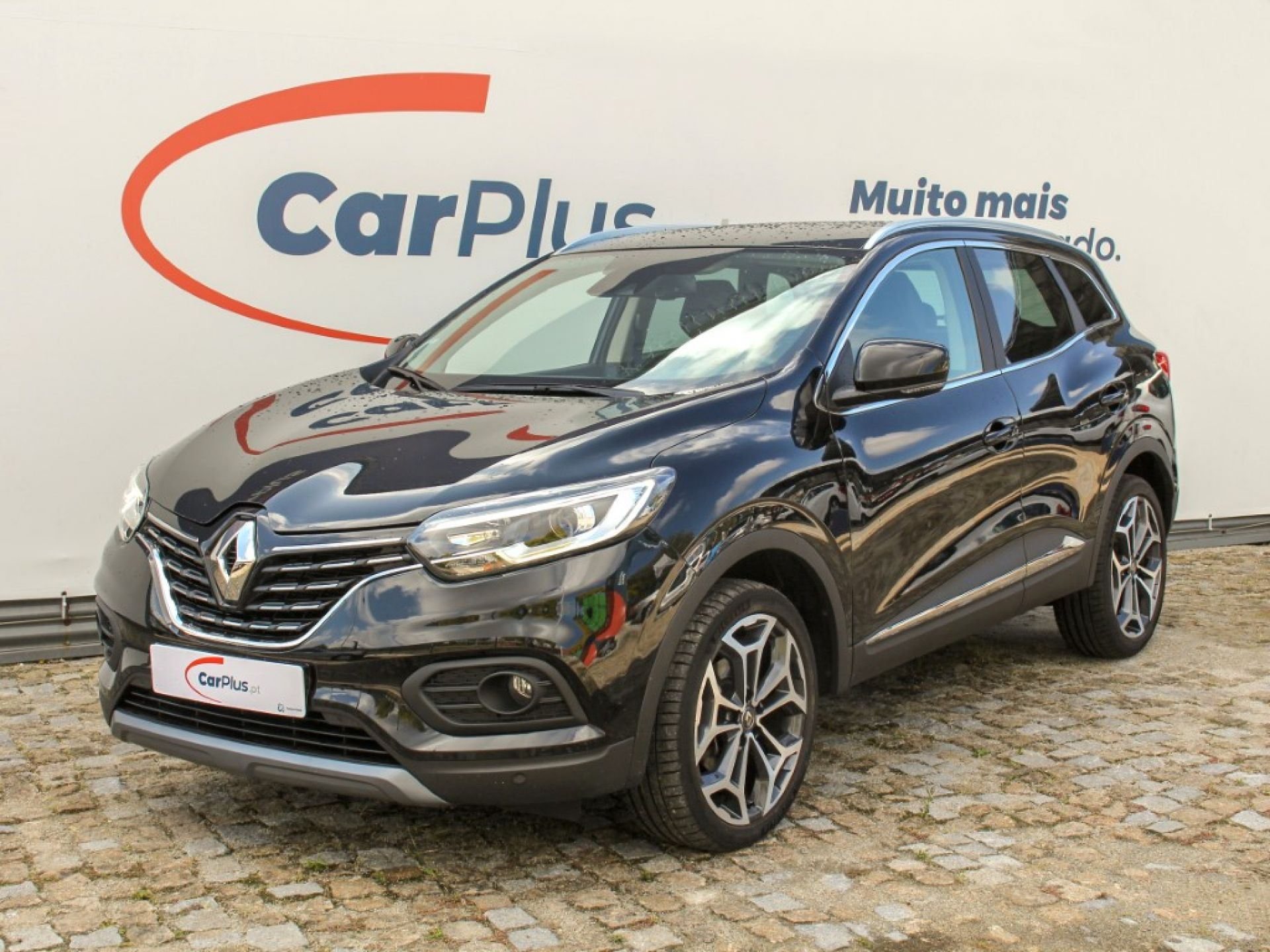 Renault Kadjar 1.3 TCe 140 FAP Intens segunda mão Braga