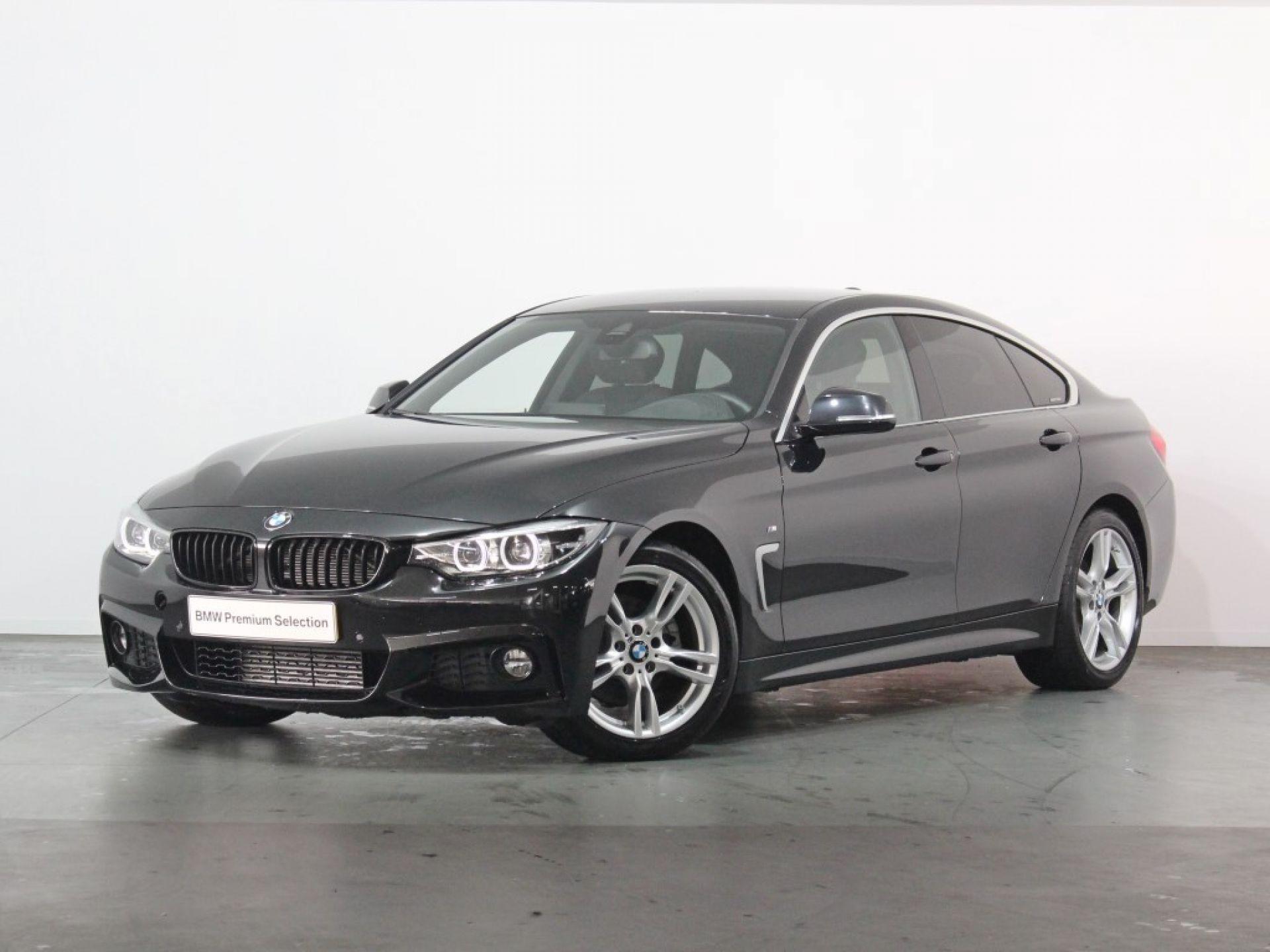 BMW Serie 4 420d Gran Coupe Auto Pack M segunda mão Porto