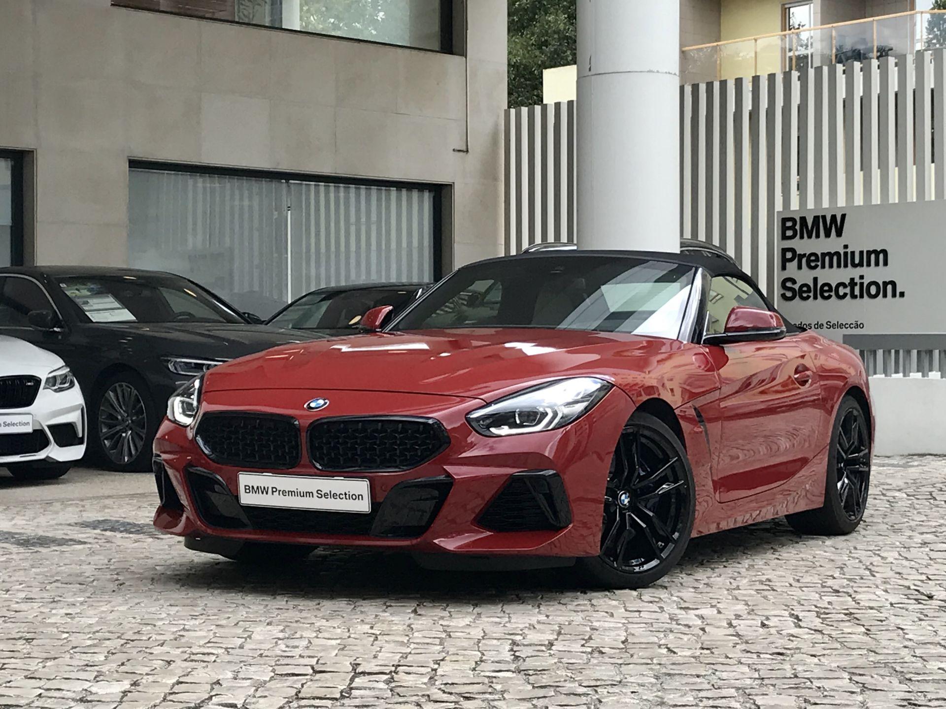 BMW Z4 M40i  segunda mão Lisboa