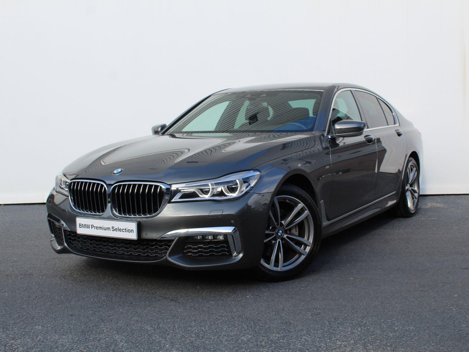 BMW Serie 7 725d segunda mão Aveiro