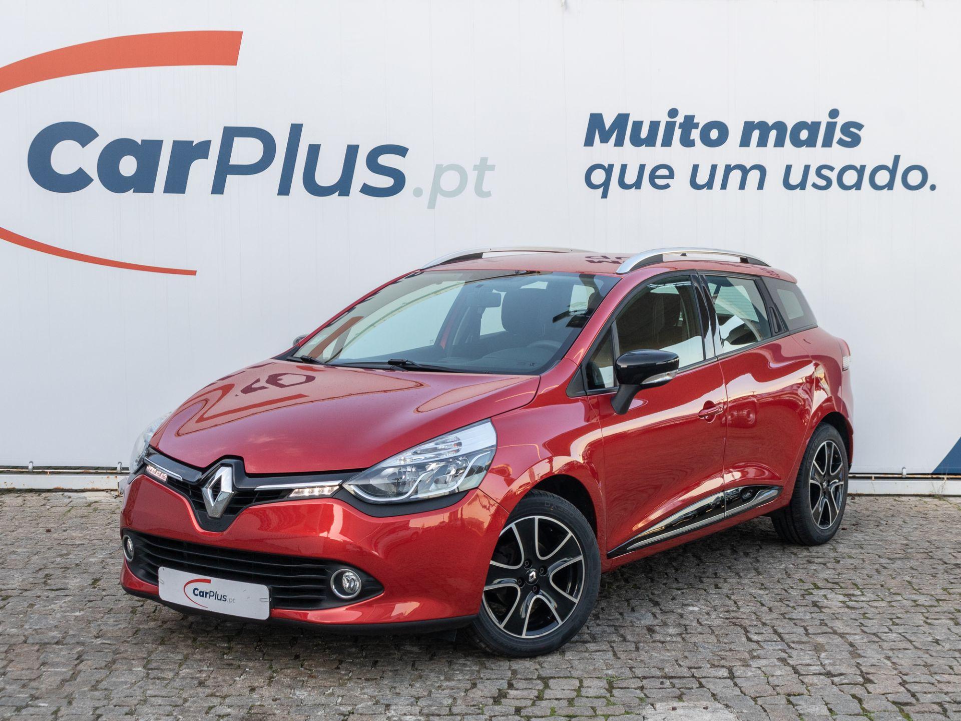 Renault Clio 0.9 Energy TCe 90cv S&S ECO2 Dynamique S segunda mão Lisboa