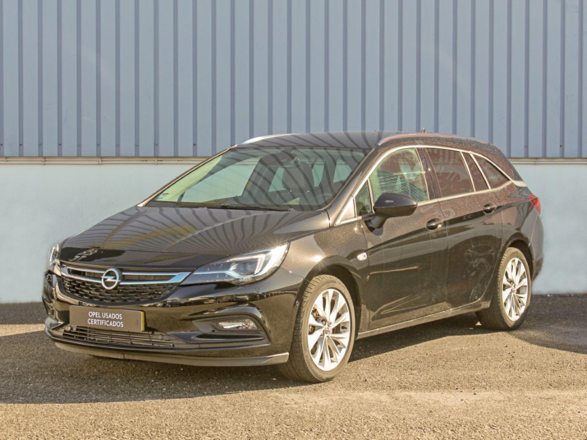 Opel Astra 1.6 Turbo D 110cv S/S J16 Innovation ST segunda mão Porto