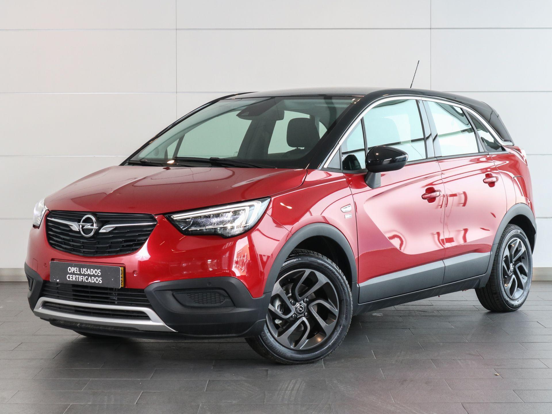 Opel Crossland X 1.2 83cv 2020 segunda mão Setúbal