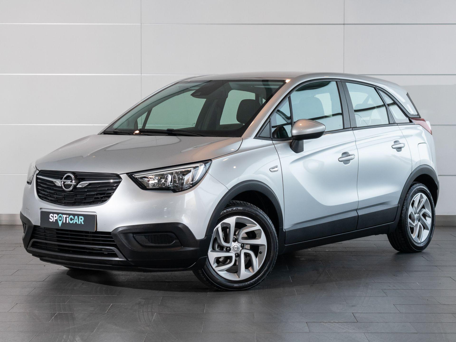 Opel Crossland X 1.2 83cv Business Edition segunda mão Setúbal