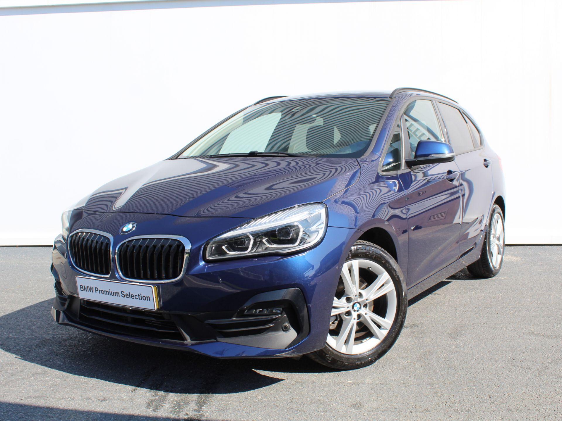 BMW Serie 2 Active Tourer 216d LCi Versão Line Sport Naveg segunda mão Aveiro