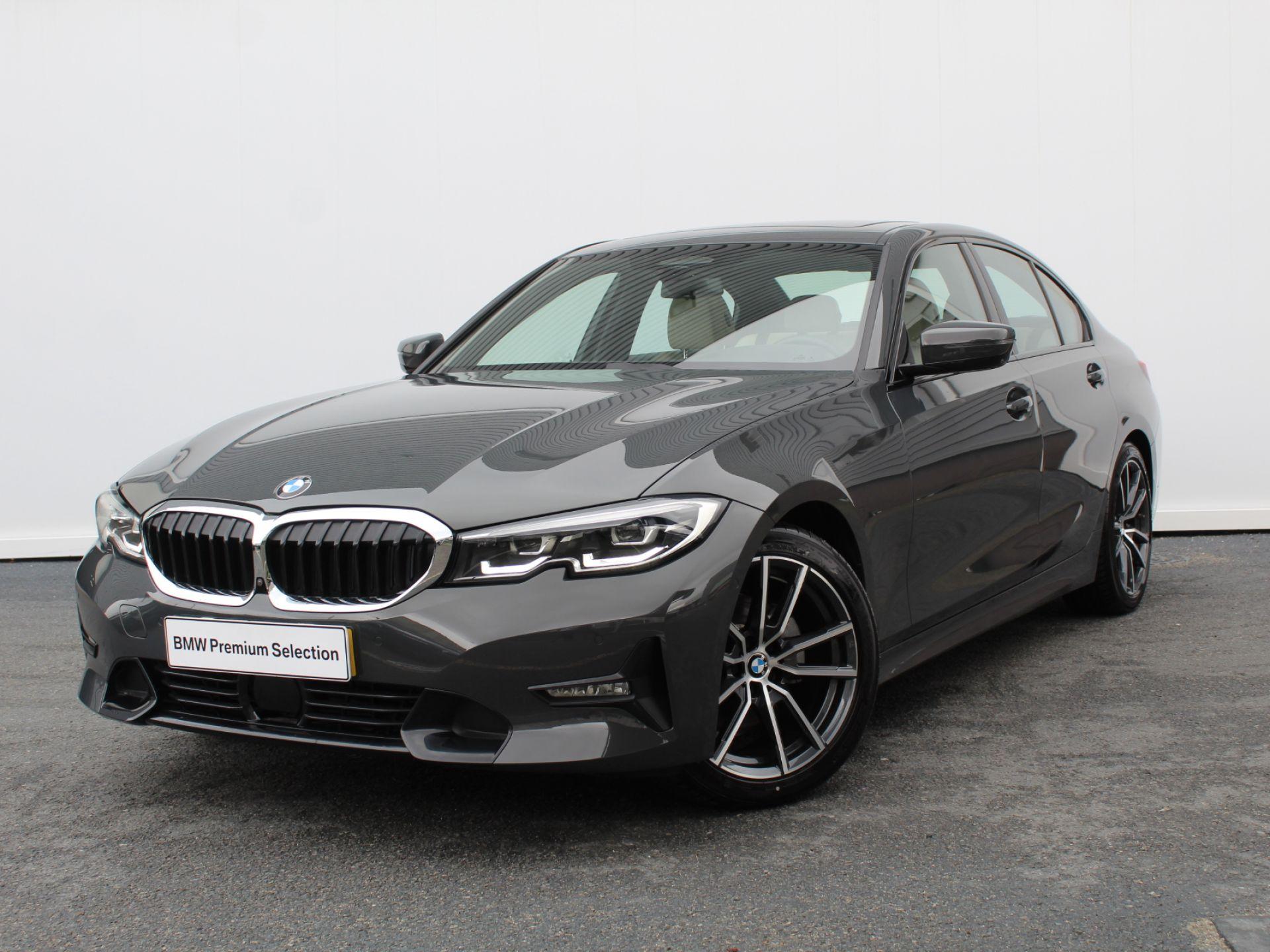 BMW Serie 3 320d segunda mão Aveiro