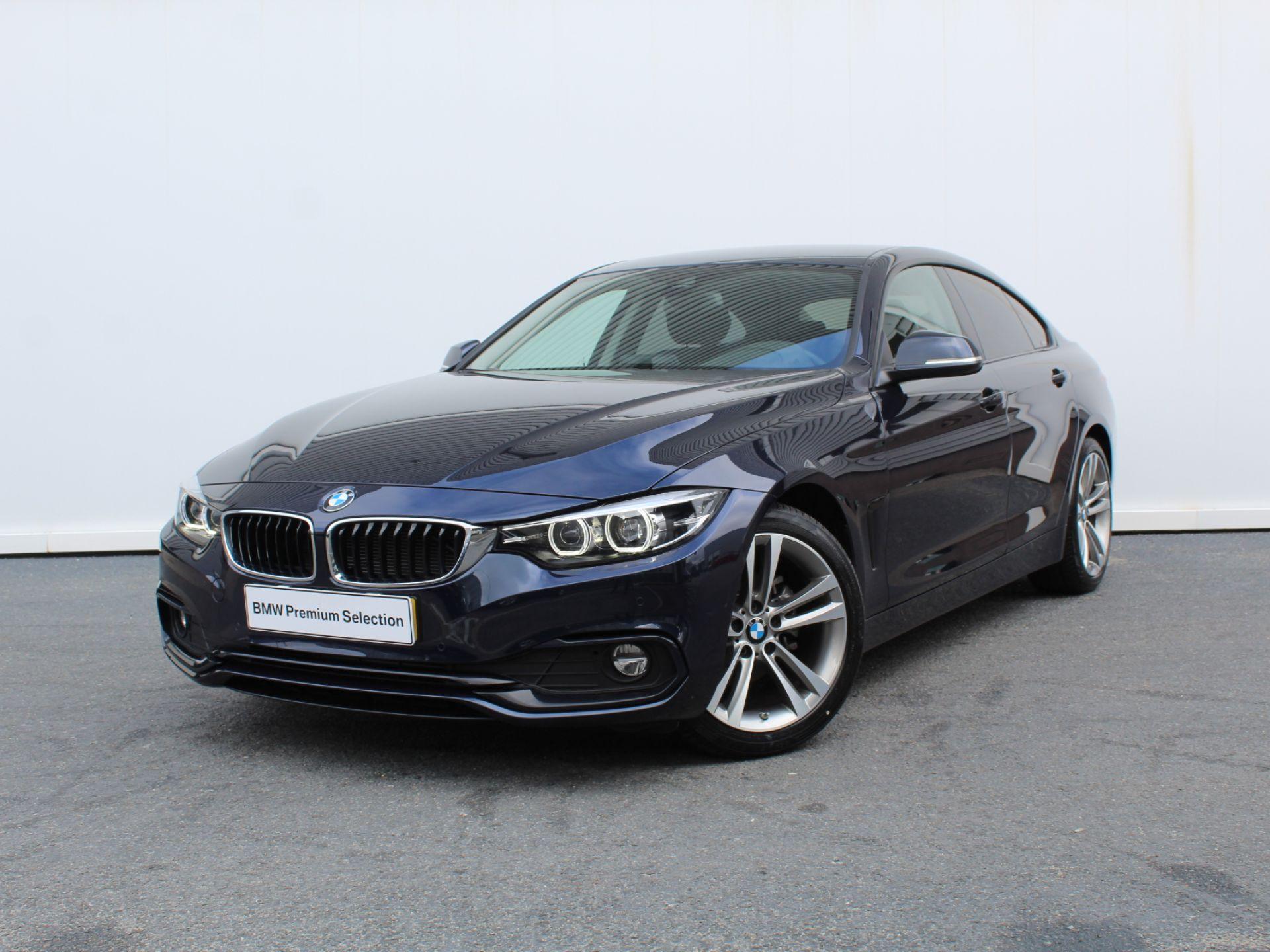 BMW Serie 4 418d Gran Coupe Sport segunda mão Aveiro