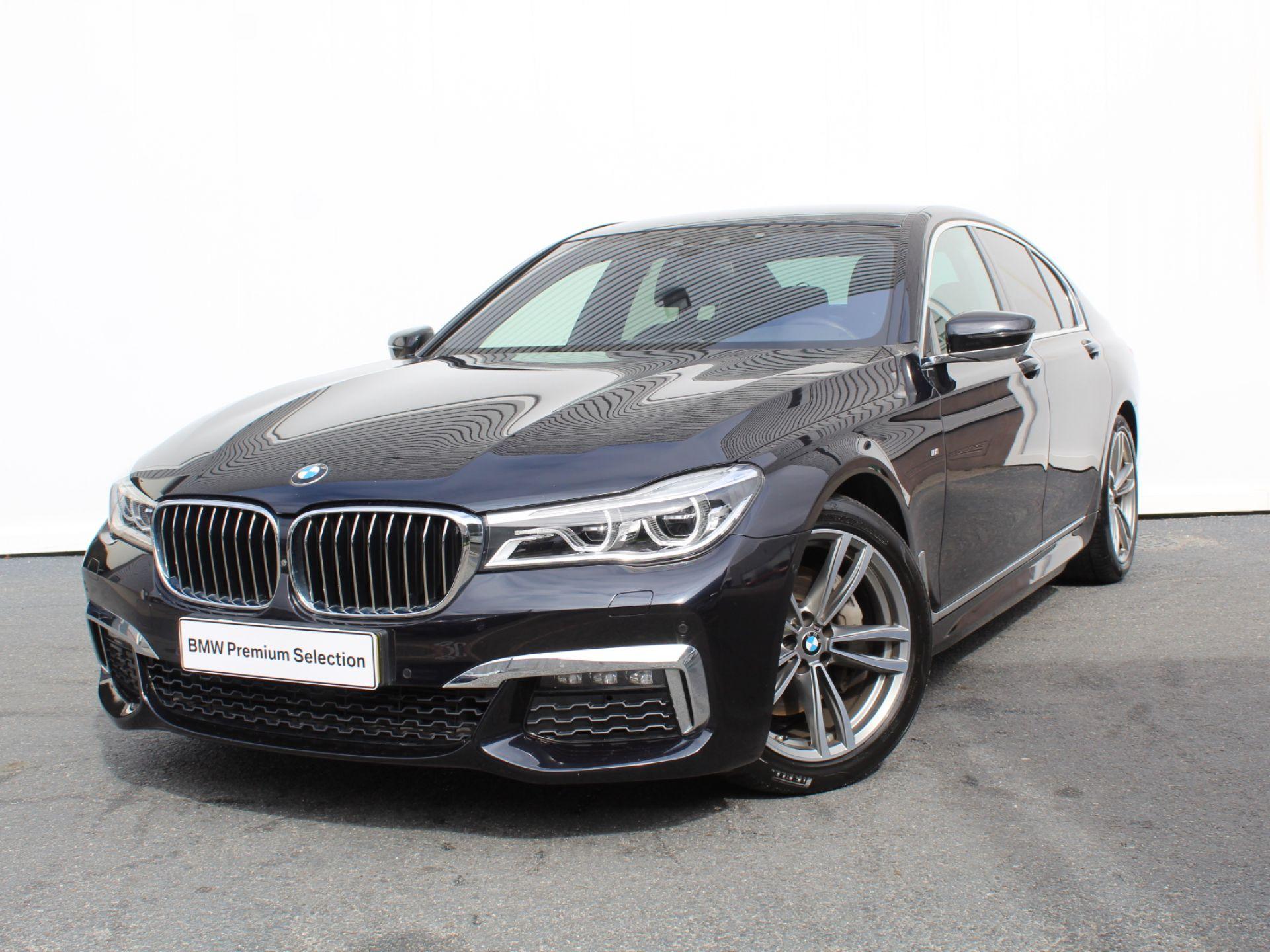 BMW Serie 7 730d segunda mão Aveiro