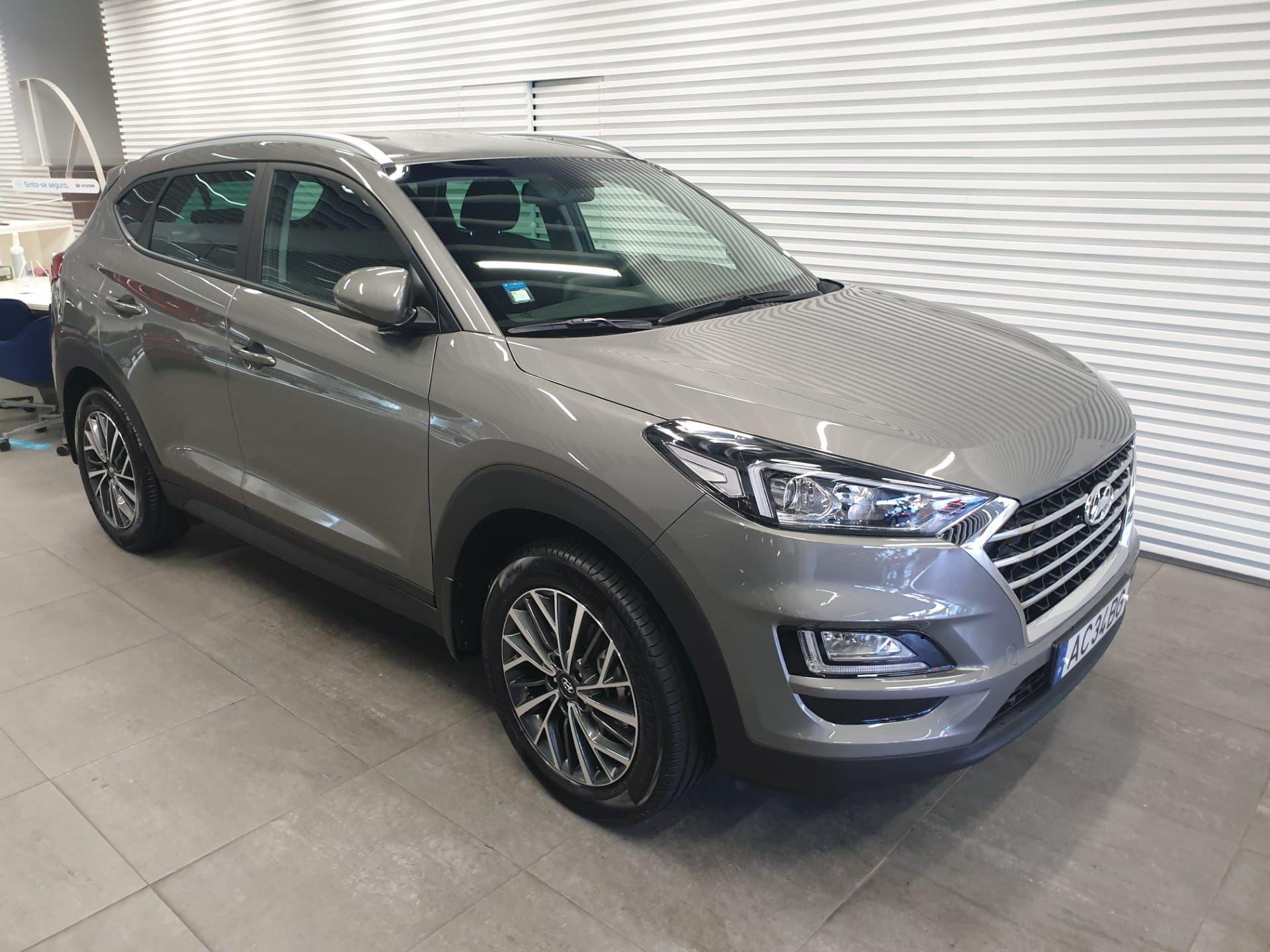 Hyundai Tucson 1.6 GDi Executive MY19'5 segunda mão Lisboa