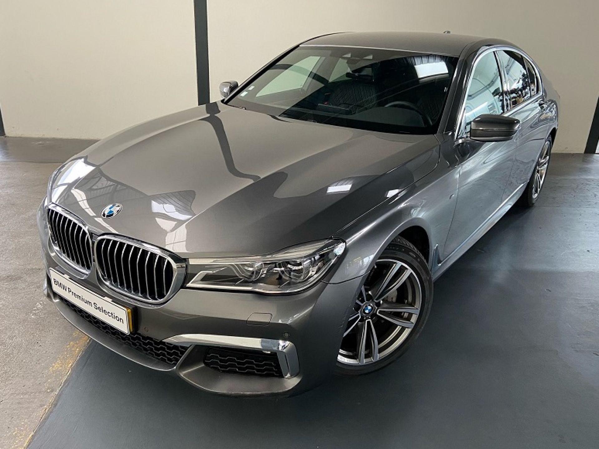 BMW Serie 7 730d segunda mão Faro