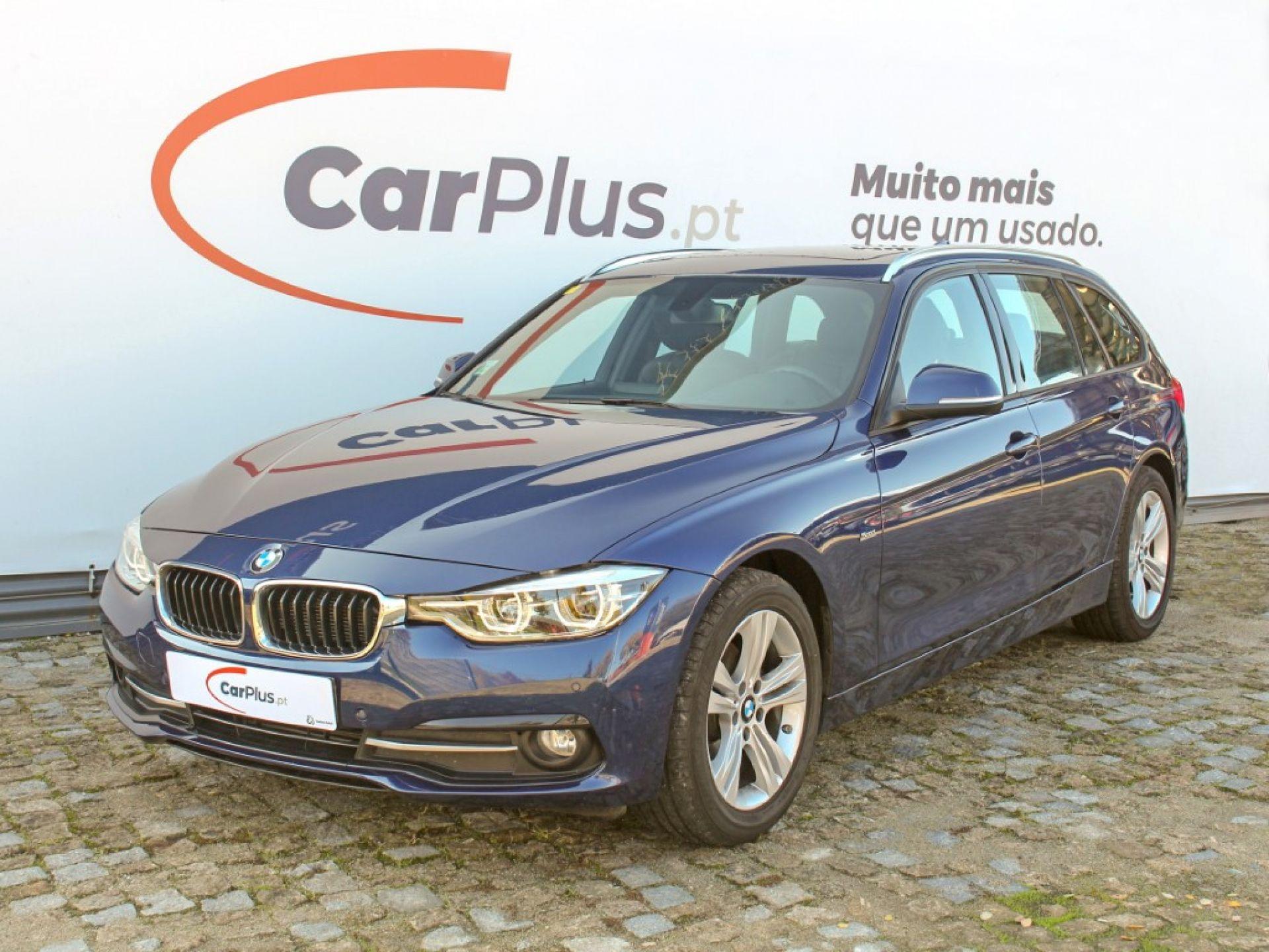 BMW Serie 3 320d segunda mão Porto