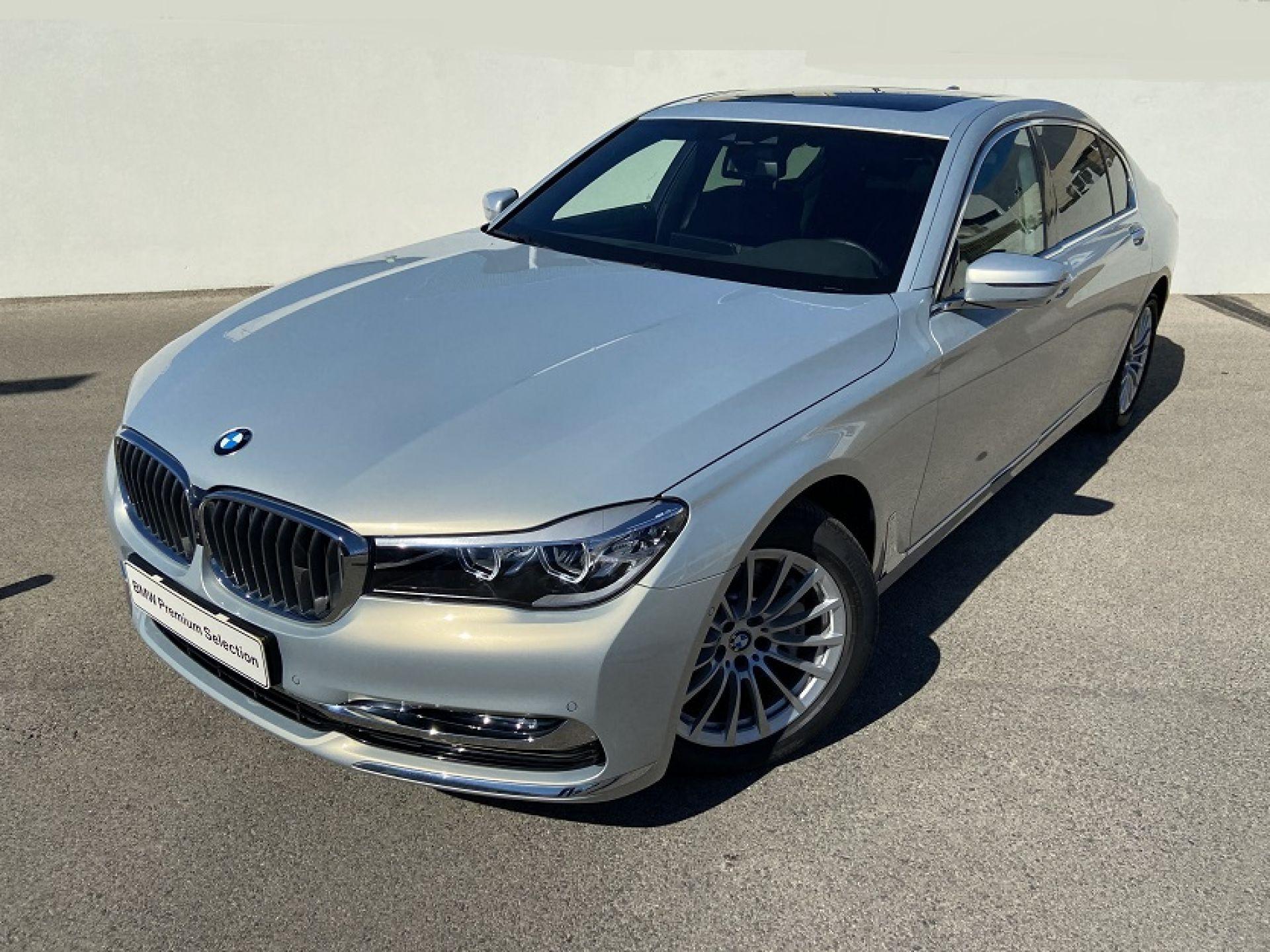 BMW Serie 7 725Ld segunda mão Faro
