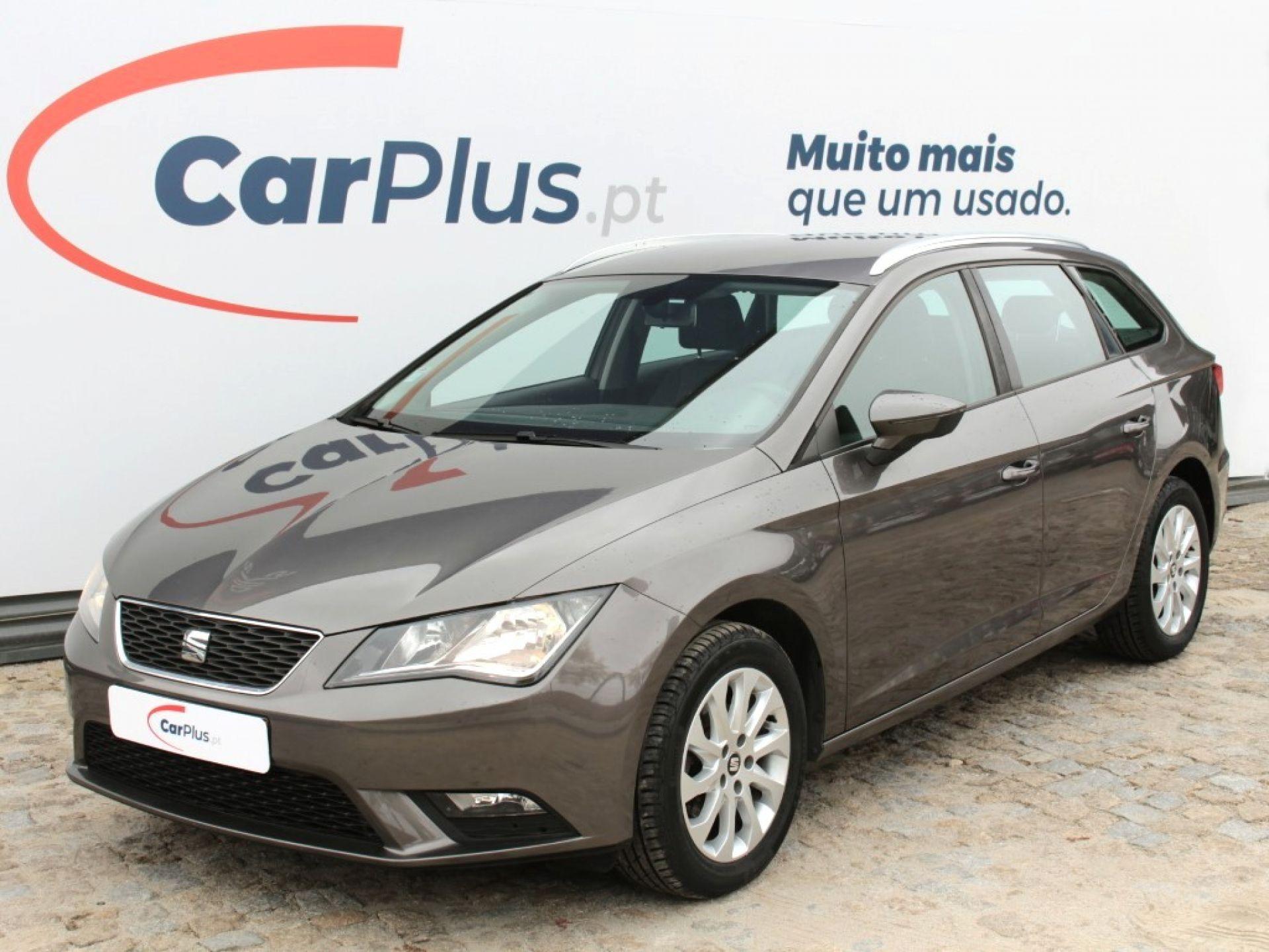 SEAT Leon 1.6 TDI CR 110Cv ECOMOTIVE STYLE ST segunda mão Porto