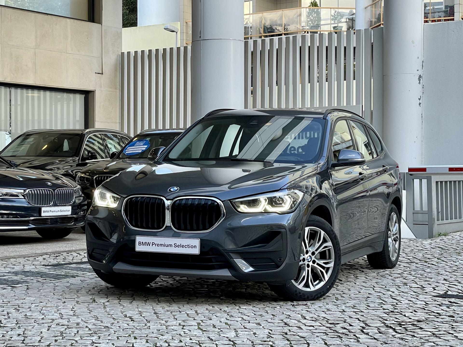 BMW X1 xDrive25e segunda mão Lisboa