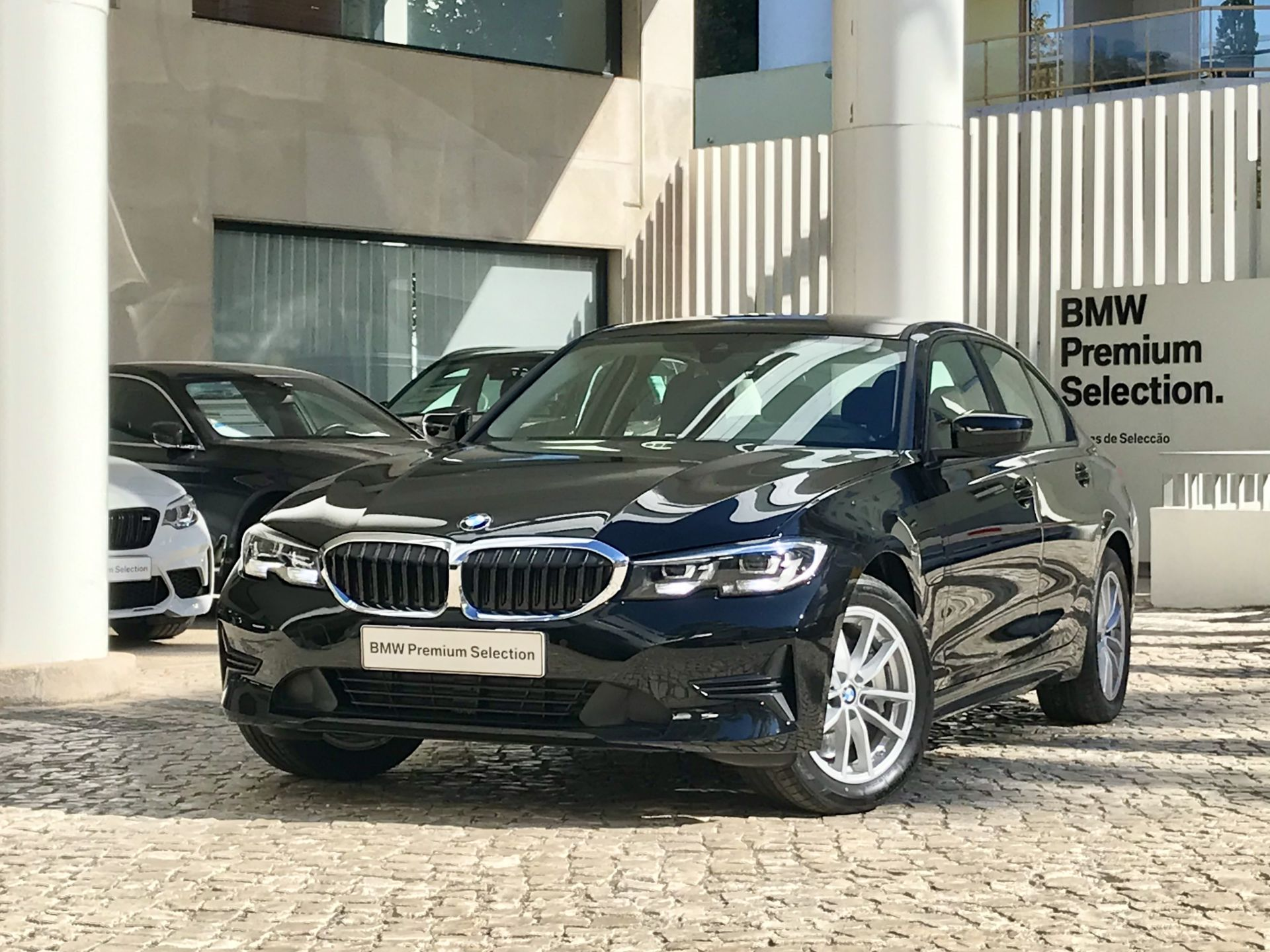 BMW Serie 3 330e iPerformance C/IVA  segunda mão Lisboa