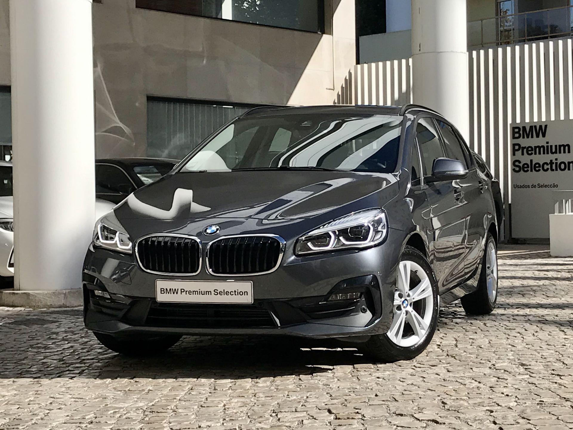BMW Serie 2 Active Tourer Line Sport segunda mão Lisboa