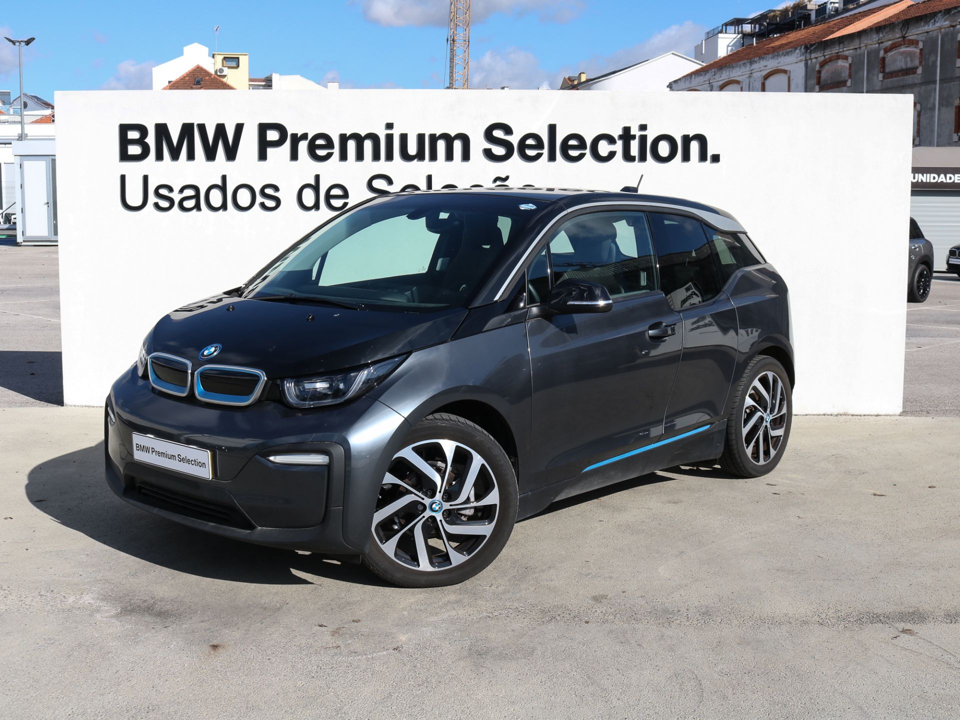 BMW i3 94Ah Auto Confort Package Advance segunda mão Lisboa