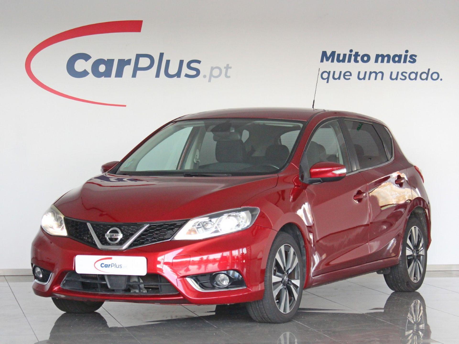Nissan PULSAR 1.5 dCi 110cv N-Tec segunda mão Braga